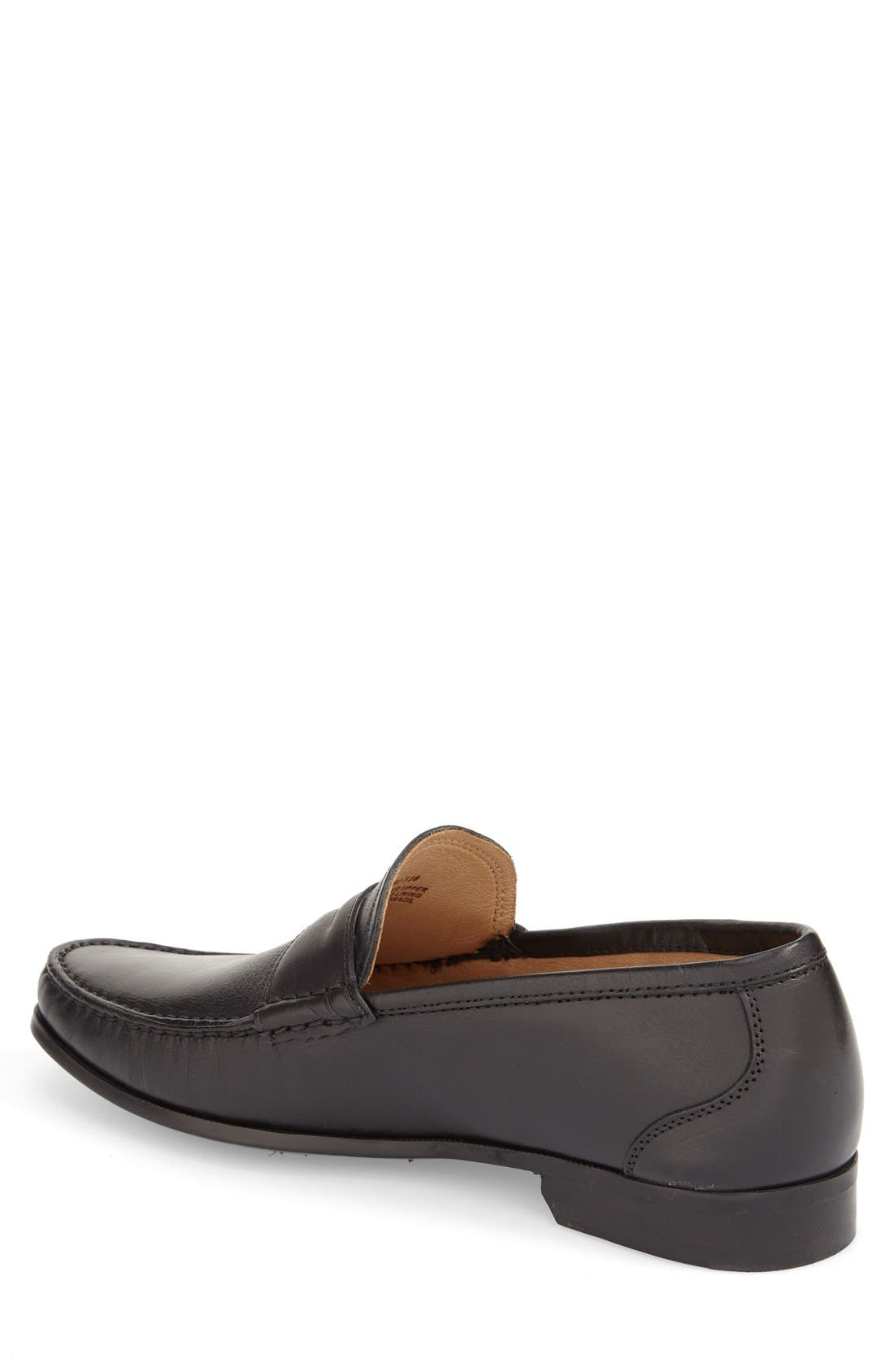Penny Loafer,                             Alternate thumbnail 2, color,                             001