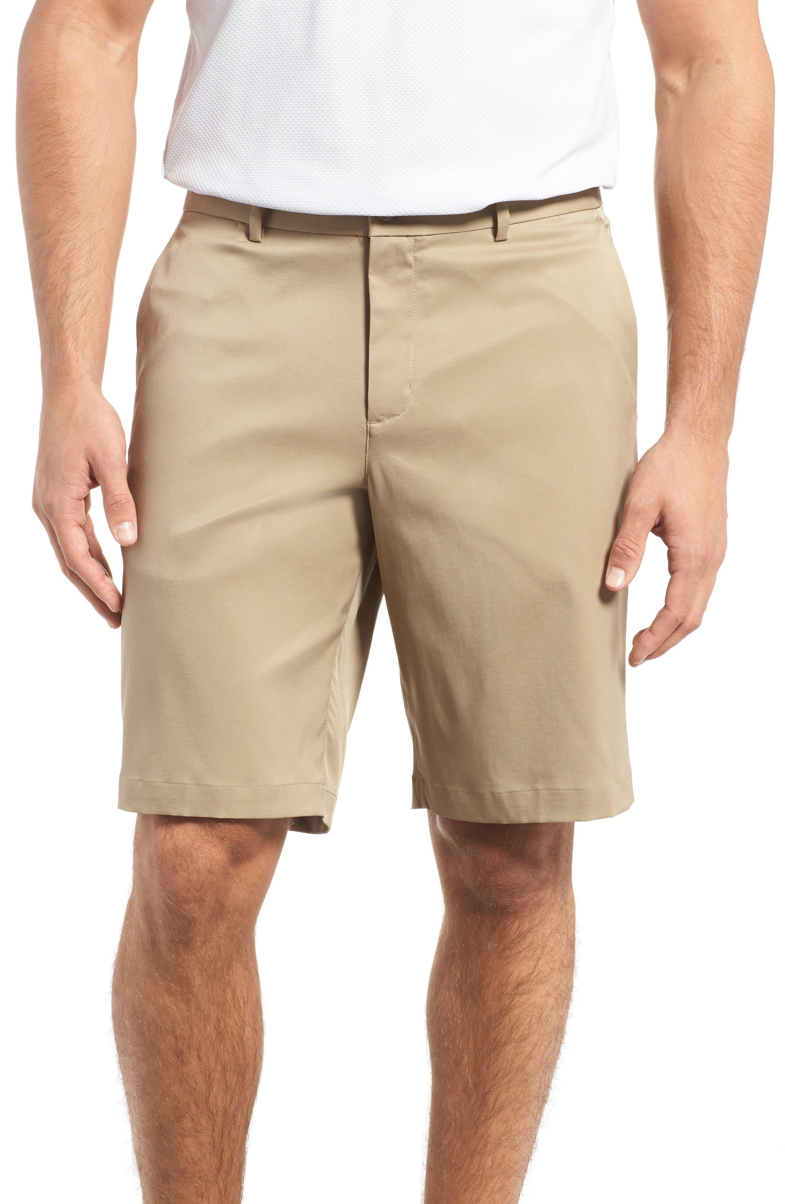 Flat Front Golf Shorts,                             Main thumbnail 9, color,