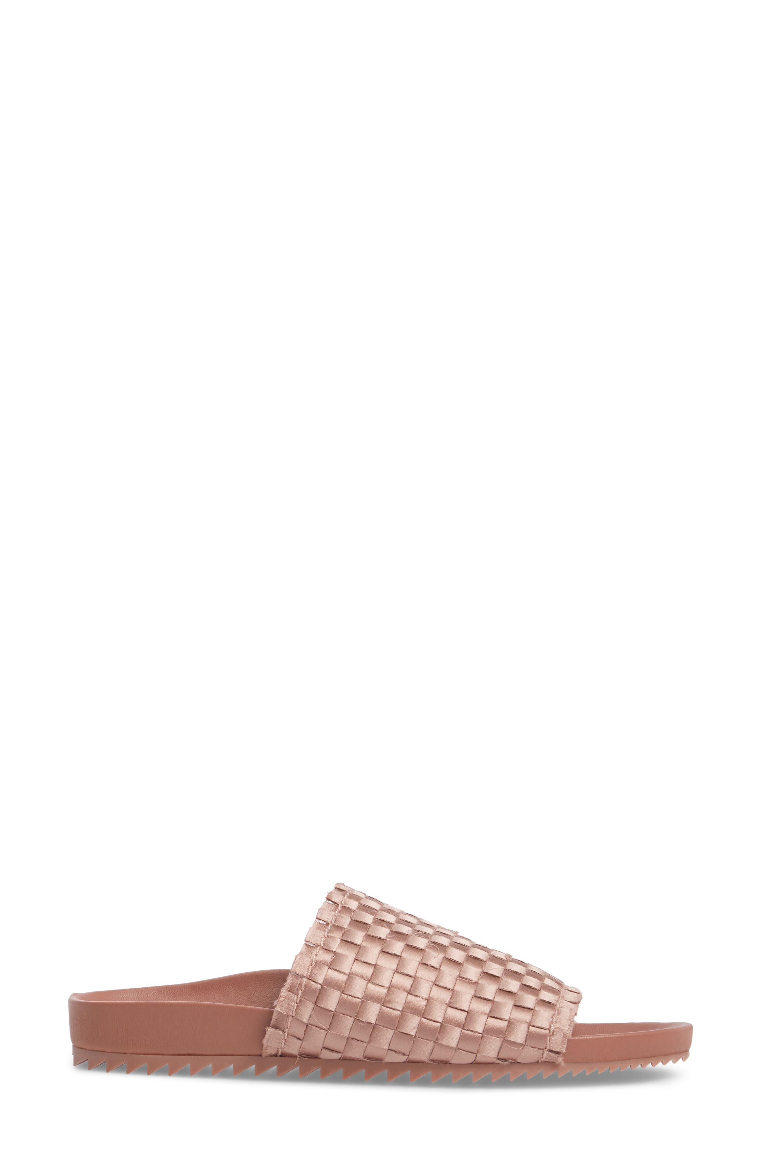 Aila Woven Slide Sandal,                             Alternate thumbnail 6, color,