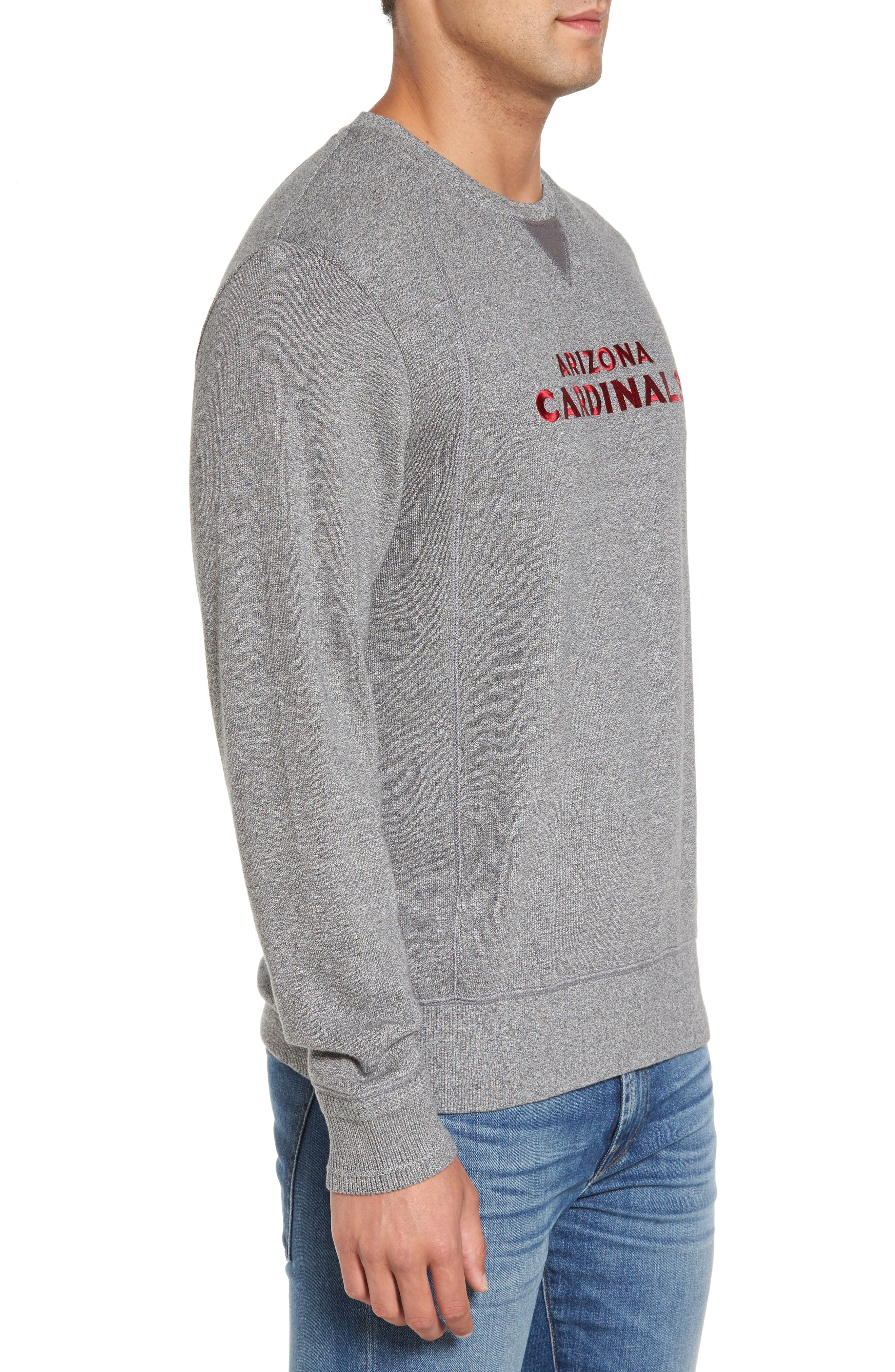 NFL Stitch of Liberty Embroidered Crewneck Sweatshirt,                             Alternate thumbnail 64, color,