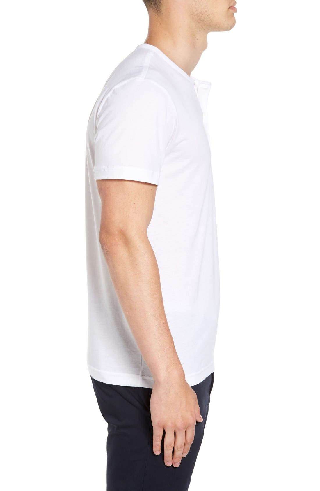 Henley T-Shirt,                             Alternate thumbnail 11, color,
