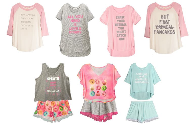Little Mass Children's Sleepwear.