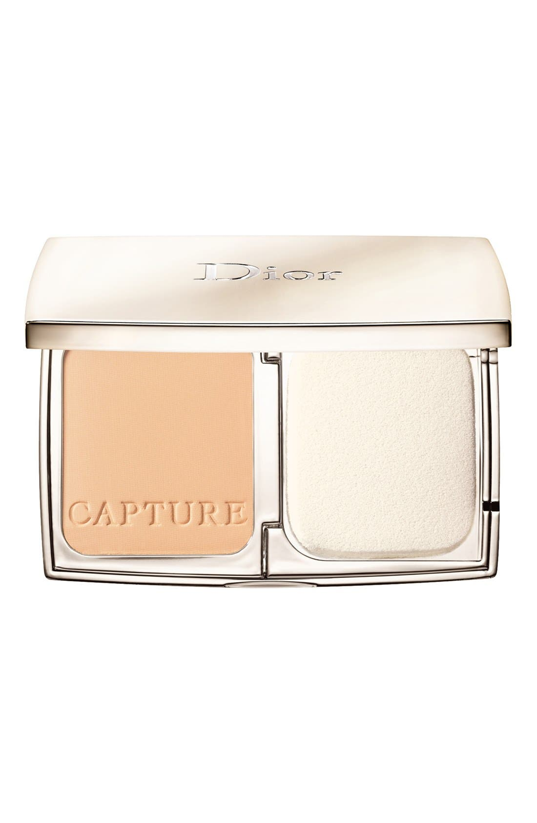 Dior Capture Totale Powder Foundation Compact - 20 Light Beige
