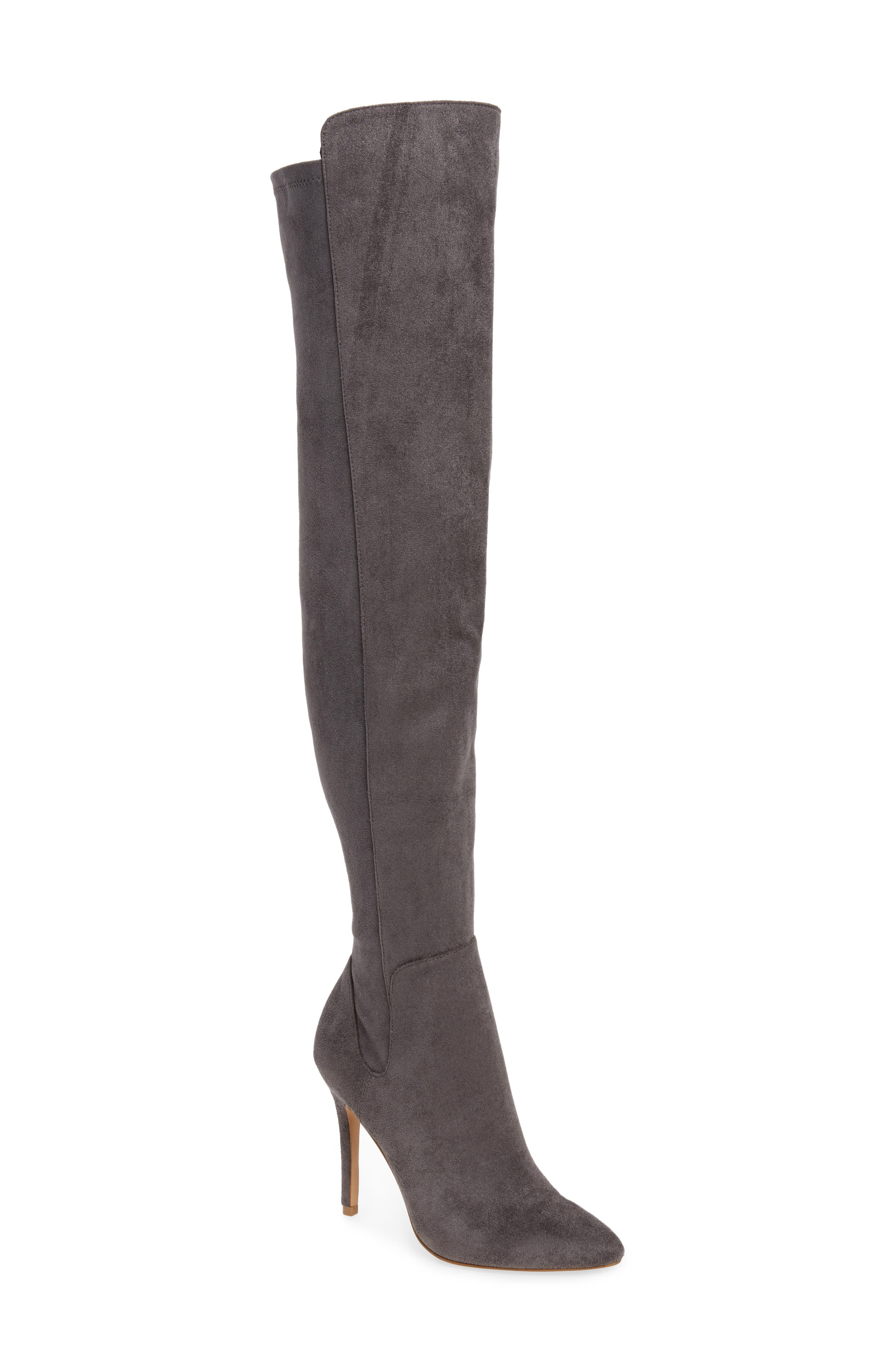 Perfect Over the Knee Boot,                             Main thumbnail 1, color,