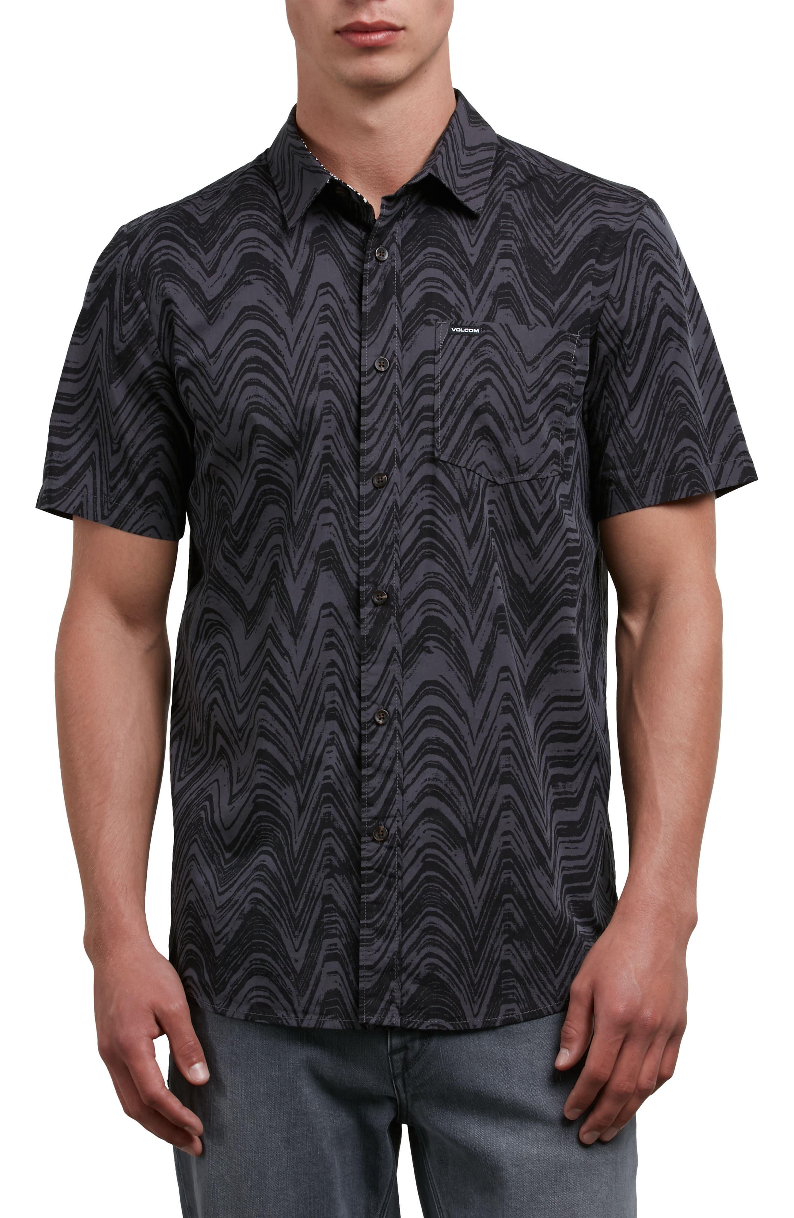 Lo-Fi Woven Shirt,                             Main thumbnail 1, color,                             003