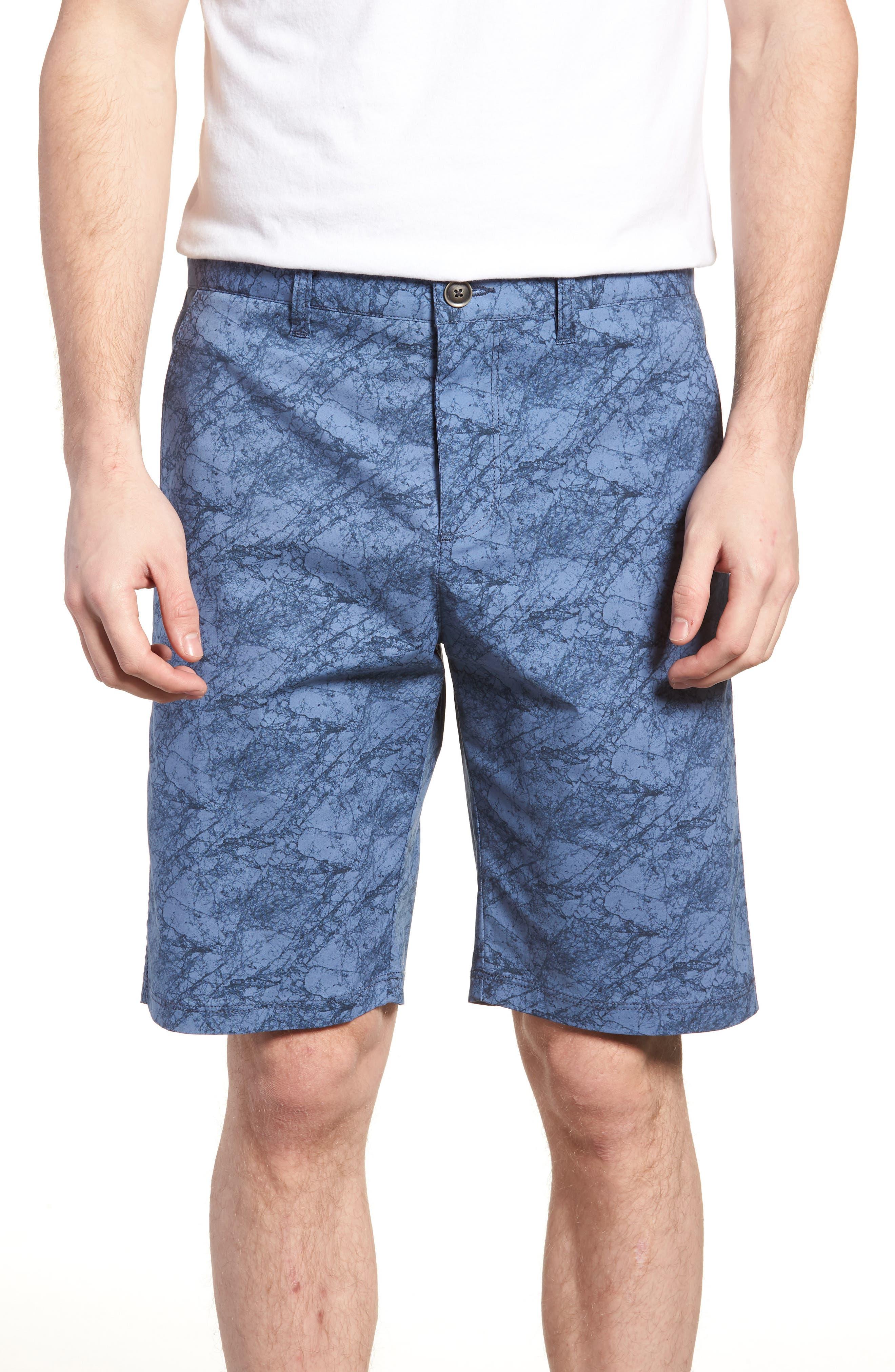 Tristen Stretch Cotton Shorts,                             Main thumbnail 1, color,