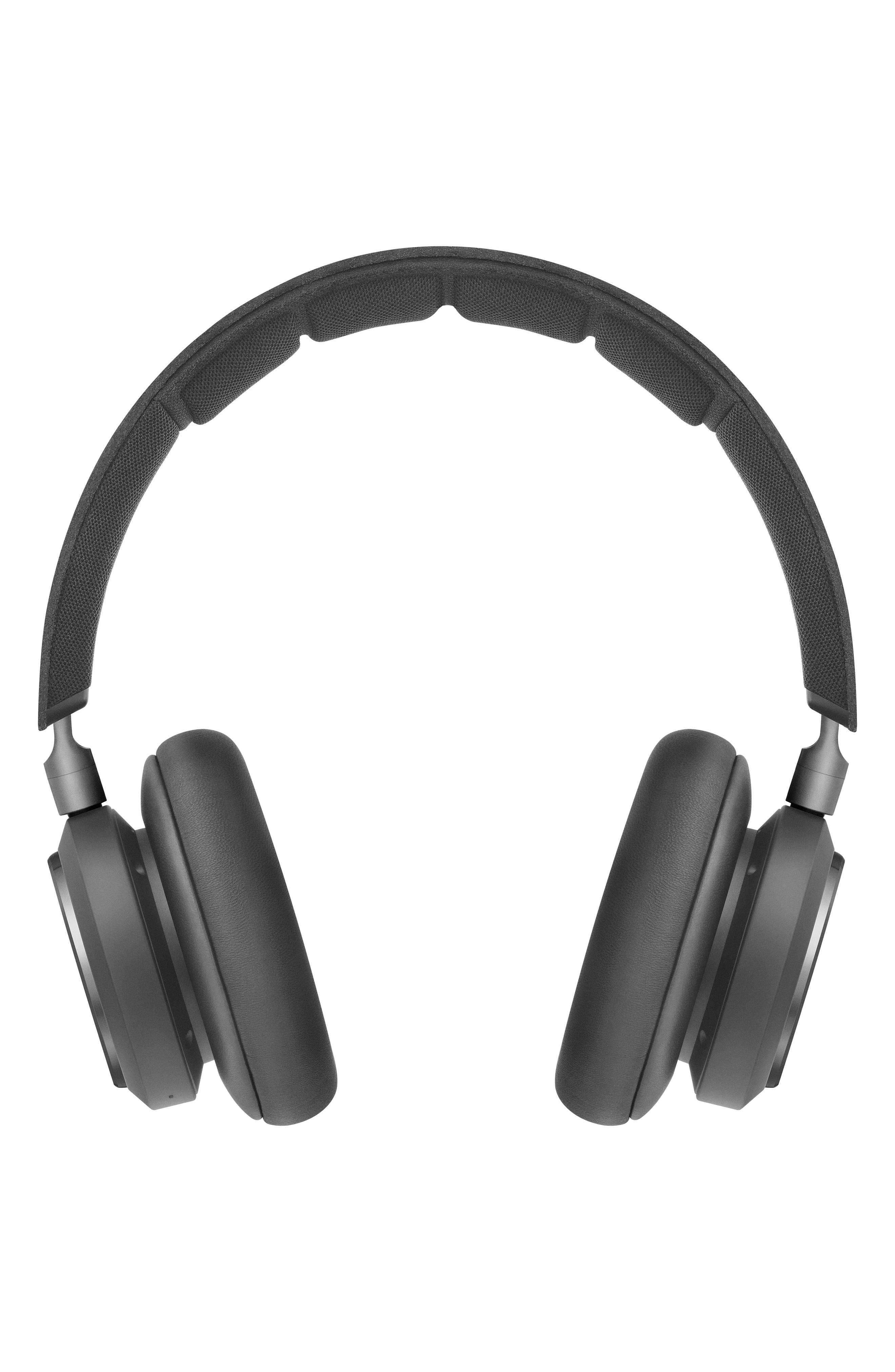 Beoplay H9I Noise Canceling Bluetooth<sup>®</sup> Headphones,                             Main thumbnail 1, color,                             001