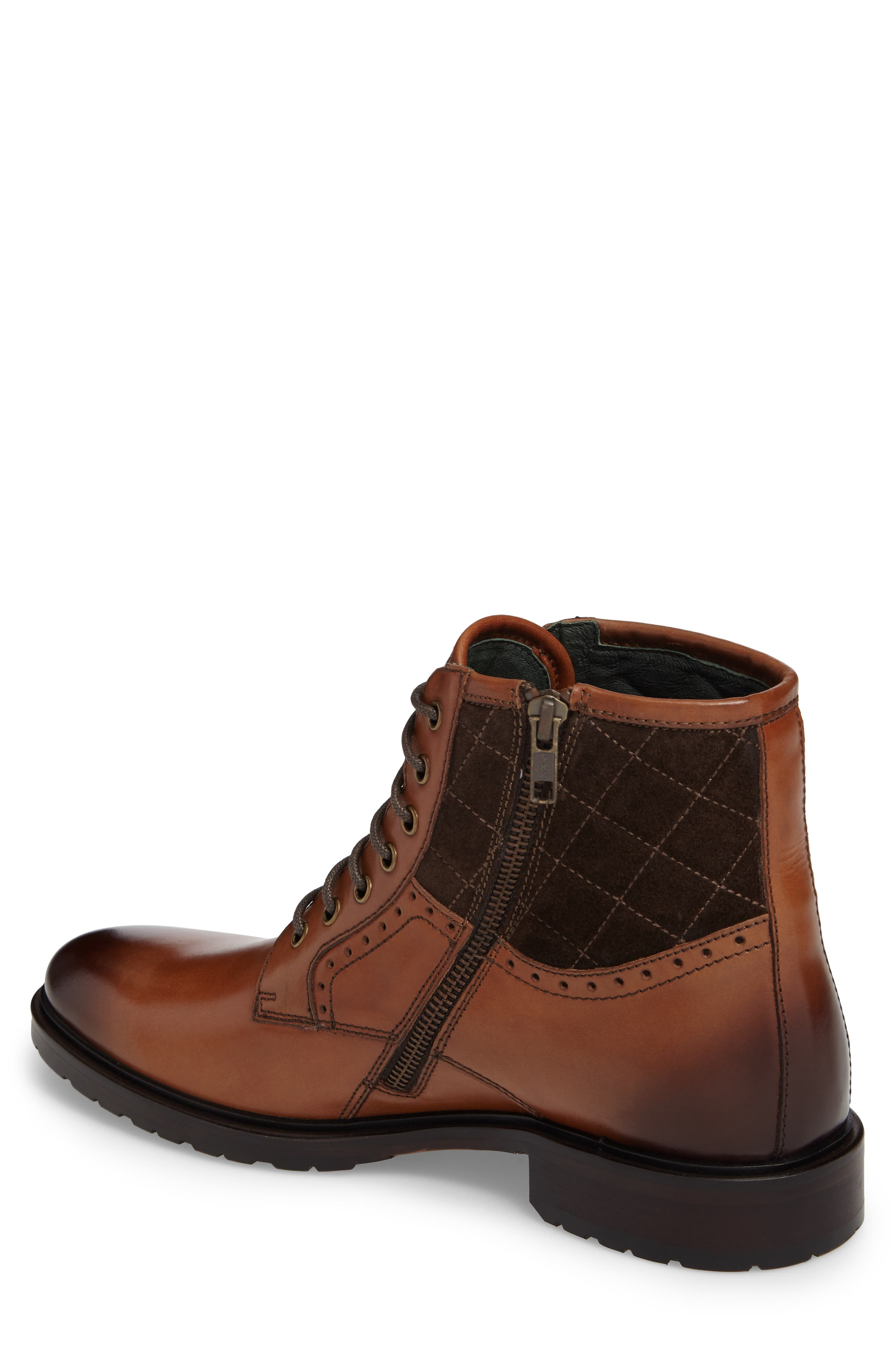 Myles Plain Toe Boot,                             Alternate thumbnail 4, color,