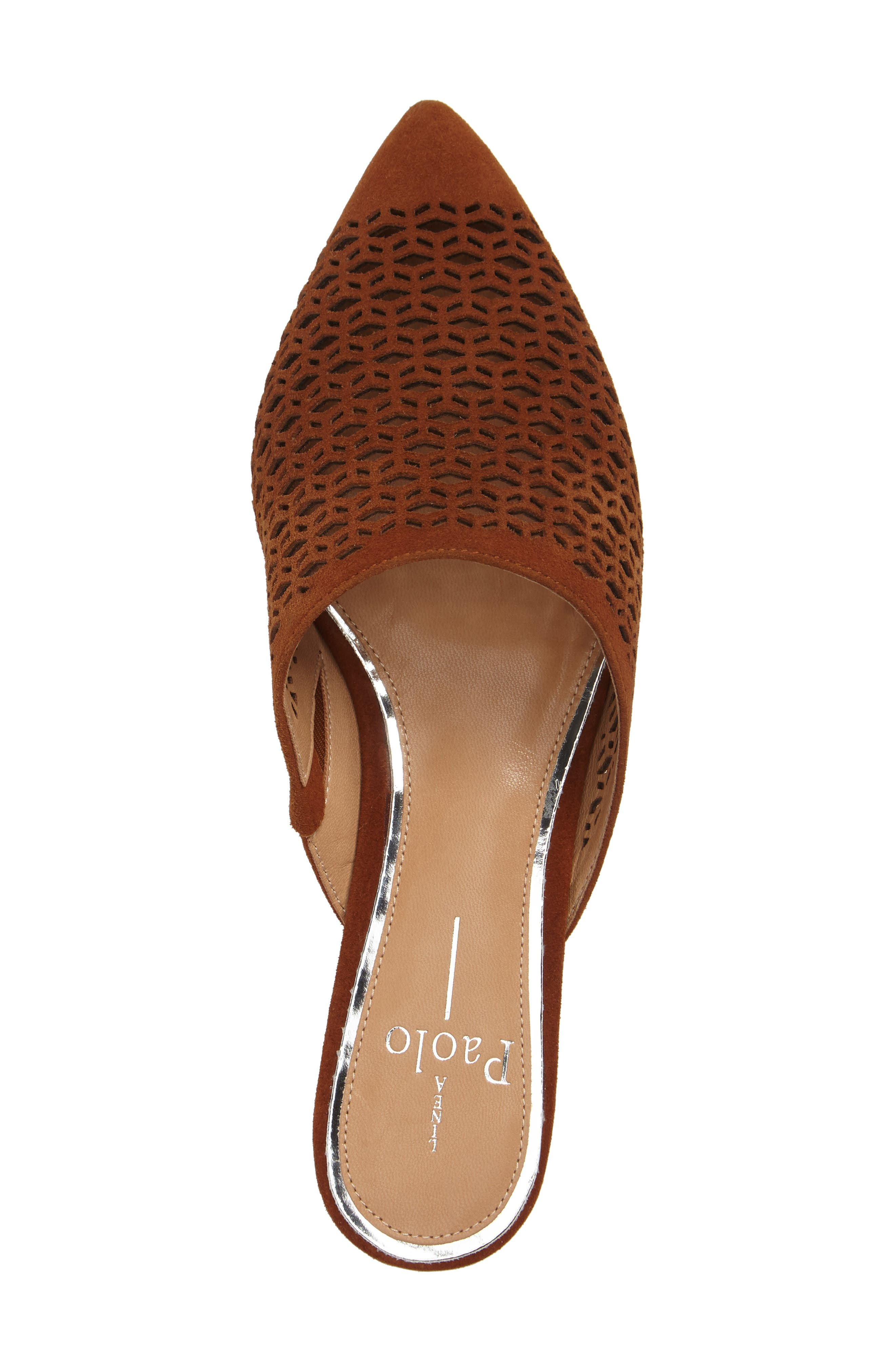 Daisy Perforated Mule,                             Alternate thumbnail 12, color,