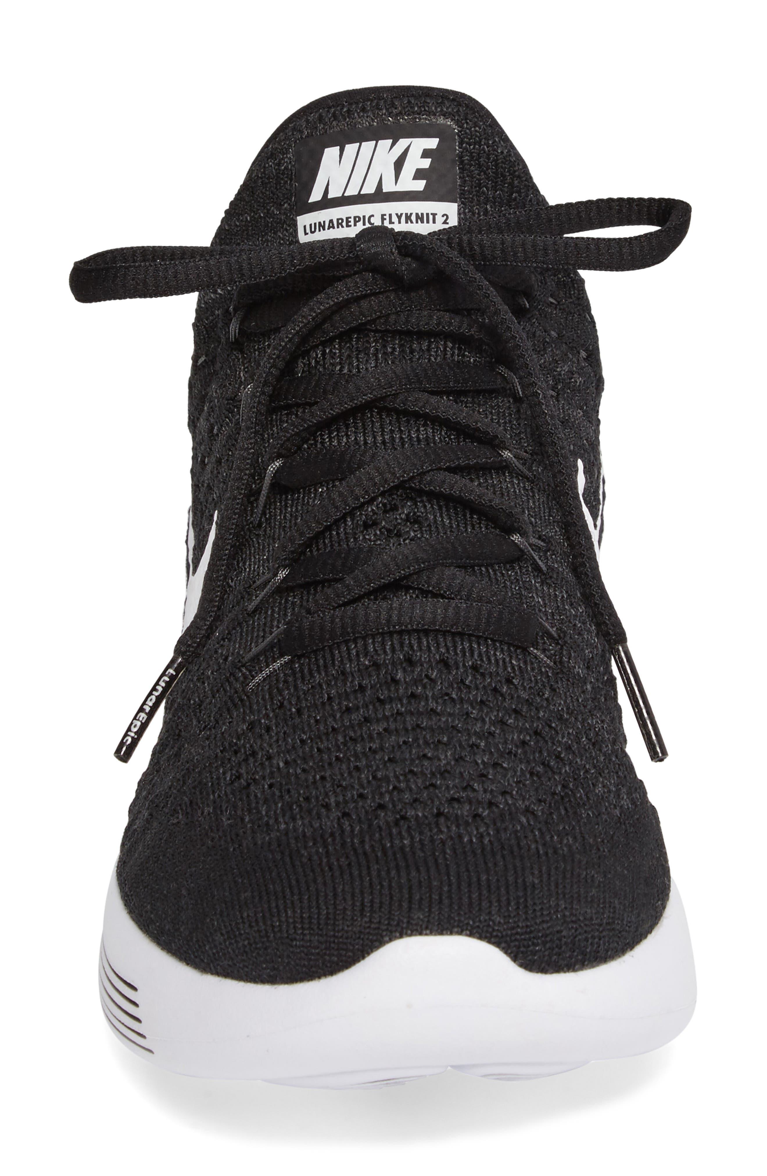 LunarEpic Low Flyknit 2 Running Shoe,                             Alternate thumbnail 60, color,