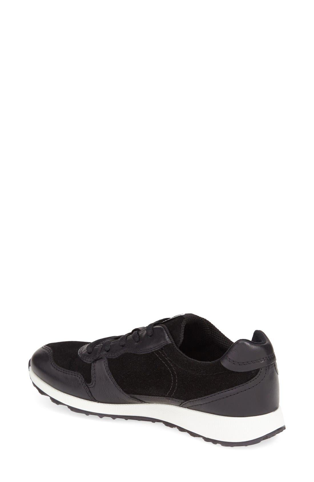 'Sneak' Sneaker,                             Alternate thumbnail 3, color,                             001