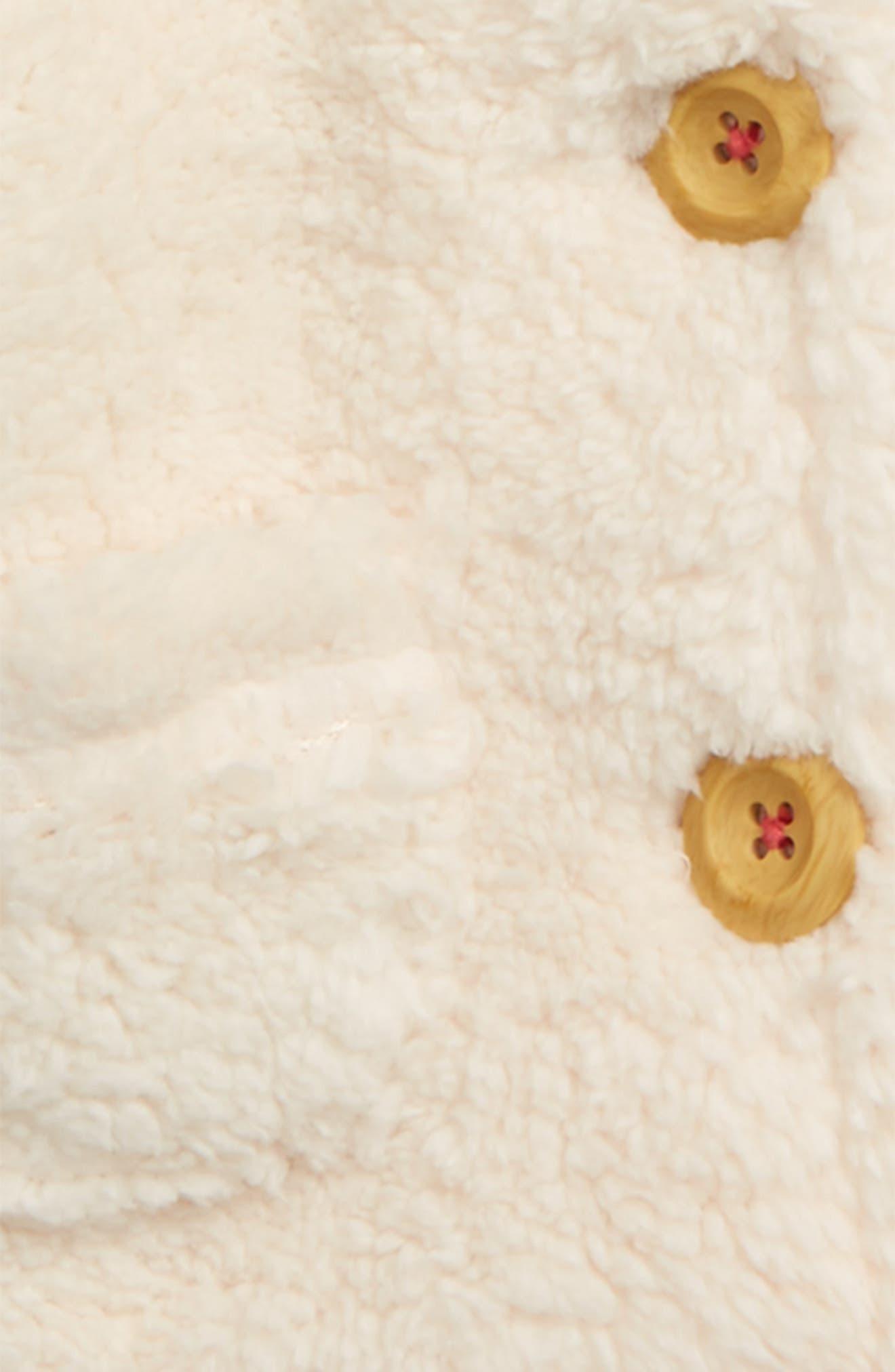 MINI BODEN,                             Teddy Bear Hooded Jacket,                             Alternate thumbnail 2, color,                             900
