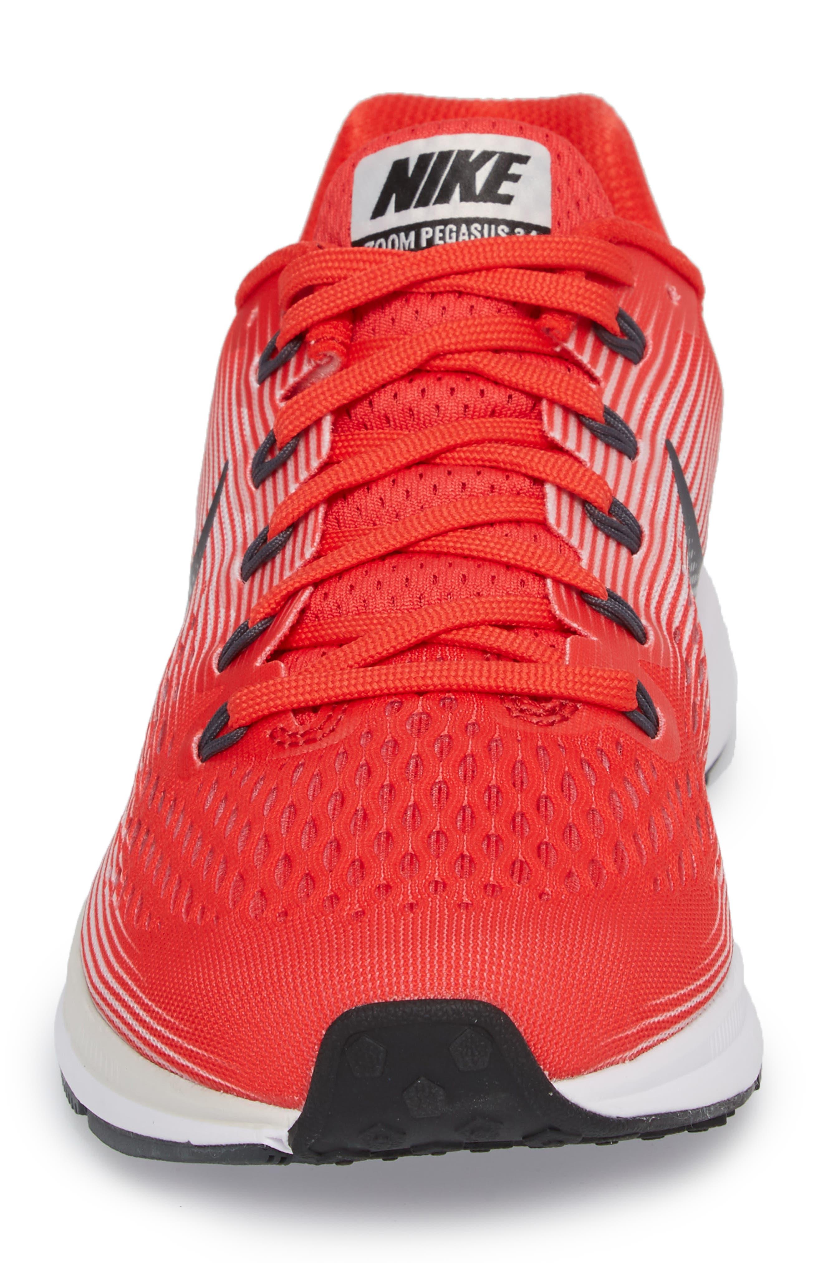 Air Zoom Pegasus 34 Sneaker,                             Alternate thumbnail 38, color,