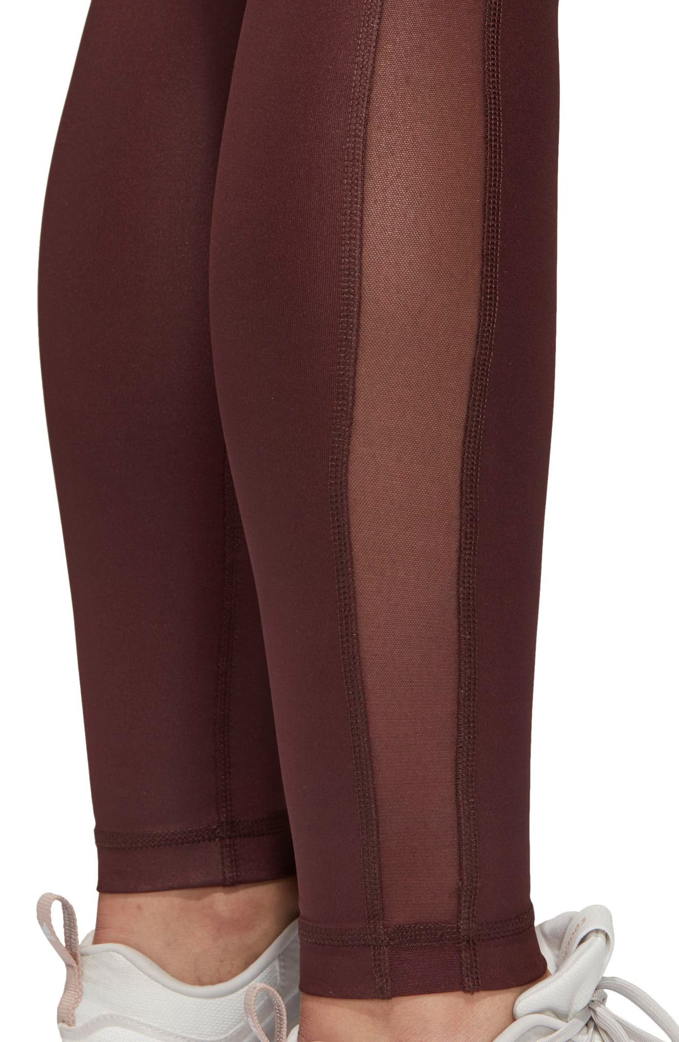 Believe This Leggings,                             Alternate thumbnail 8, color,                             NIGHT RED
