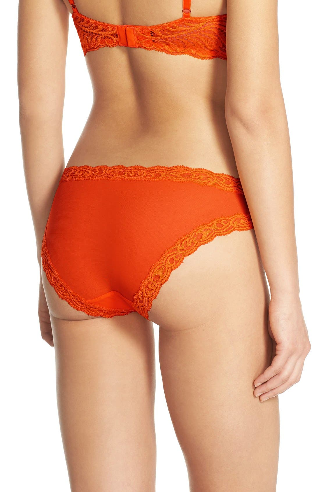 Feathers Hipster Briefs,                             Alternate thumbnail 465, color,