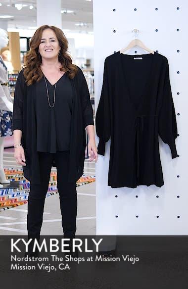 Sevilla Wool Felt Dress, sales video thumbnail