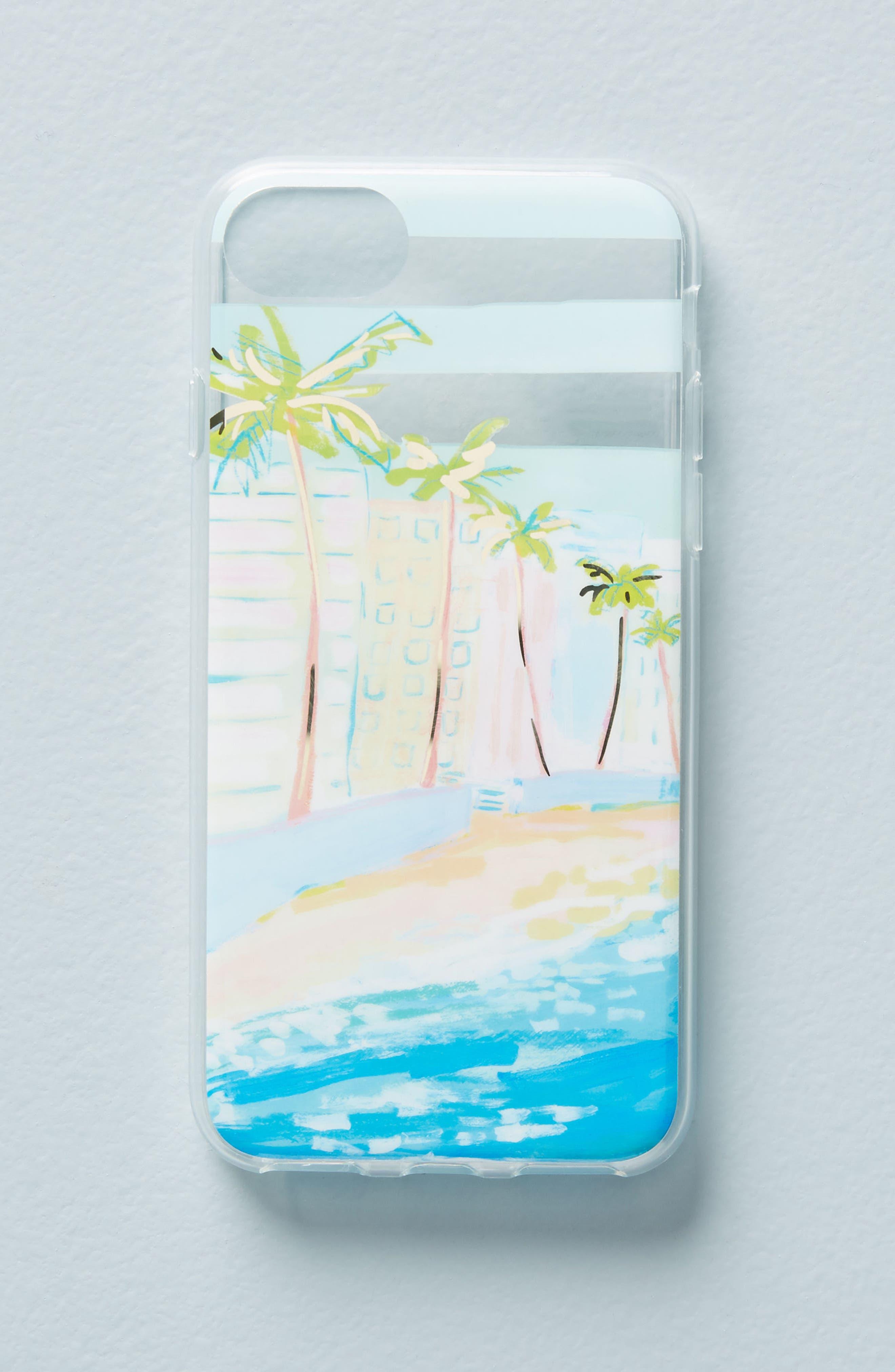 Venice Beach iPhone 6/6s/7/8 Case,                             Alternate thumbnail 4, color,                             415