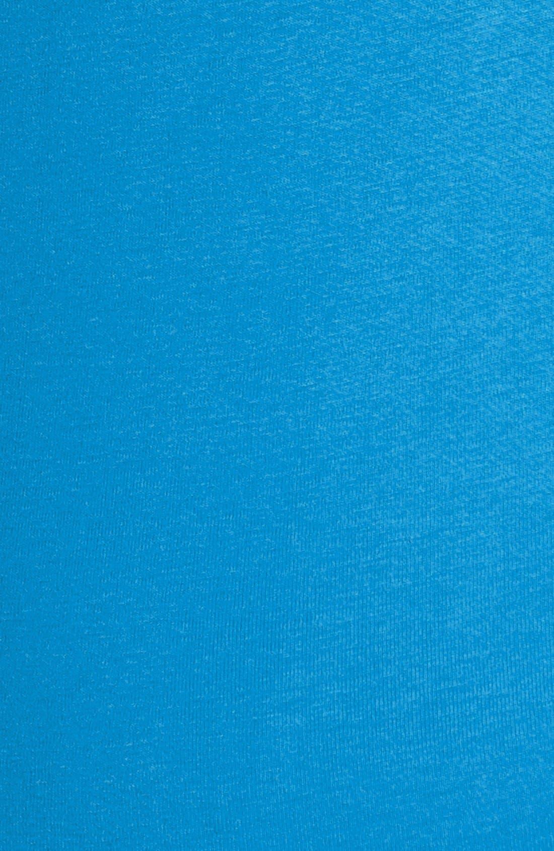 Short Sleeve V-Neck Tee,                             Alternate thumbnail 147, color,