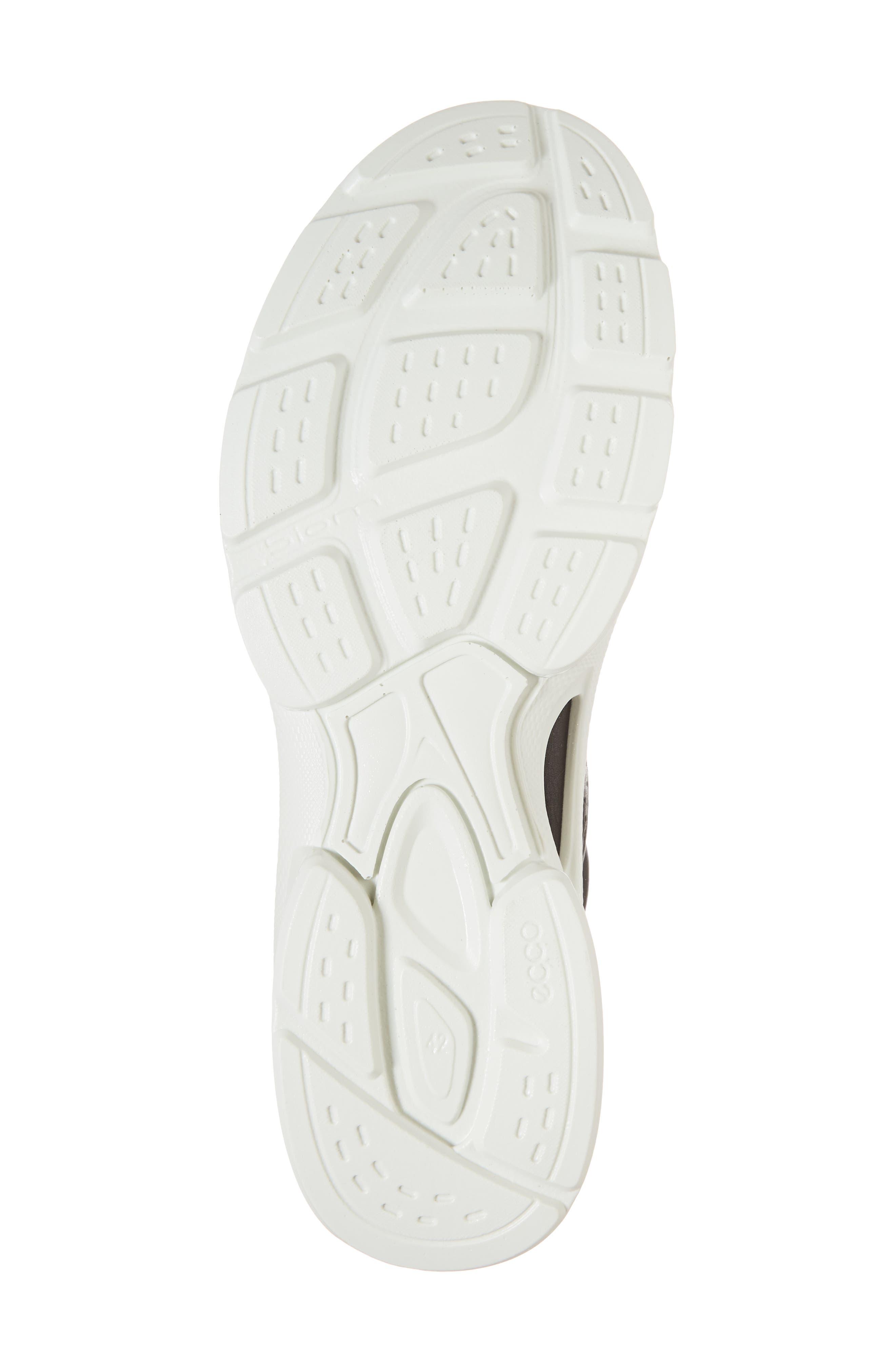 BIOM Street Moc Toe Sneaker,                             Alternate thumbnail 6, color,                             008