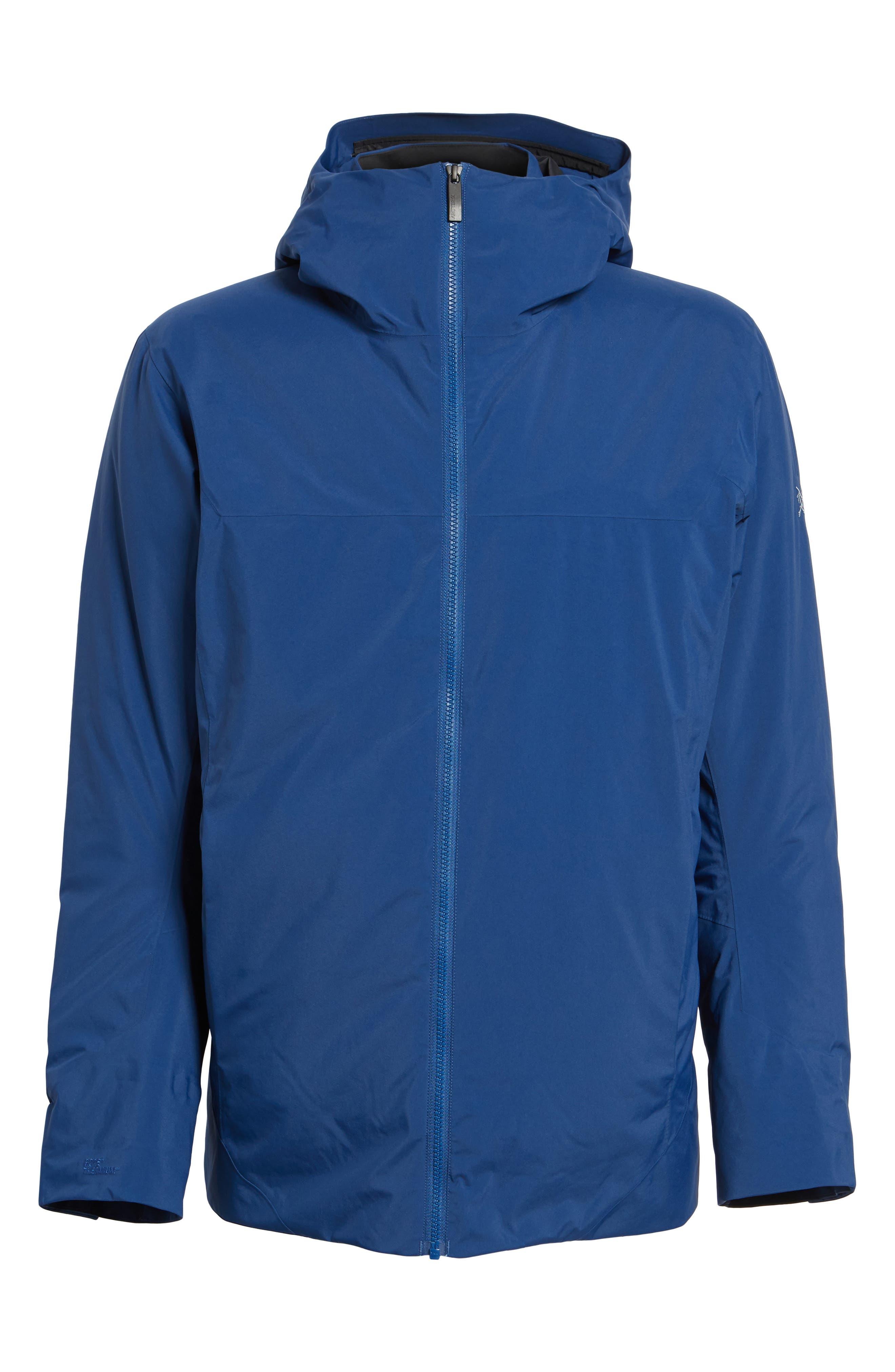 'Koda' Hooded Waterproof Shell Jacket,                             Alternate thumbnail 5, color,                             400