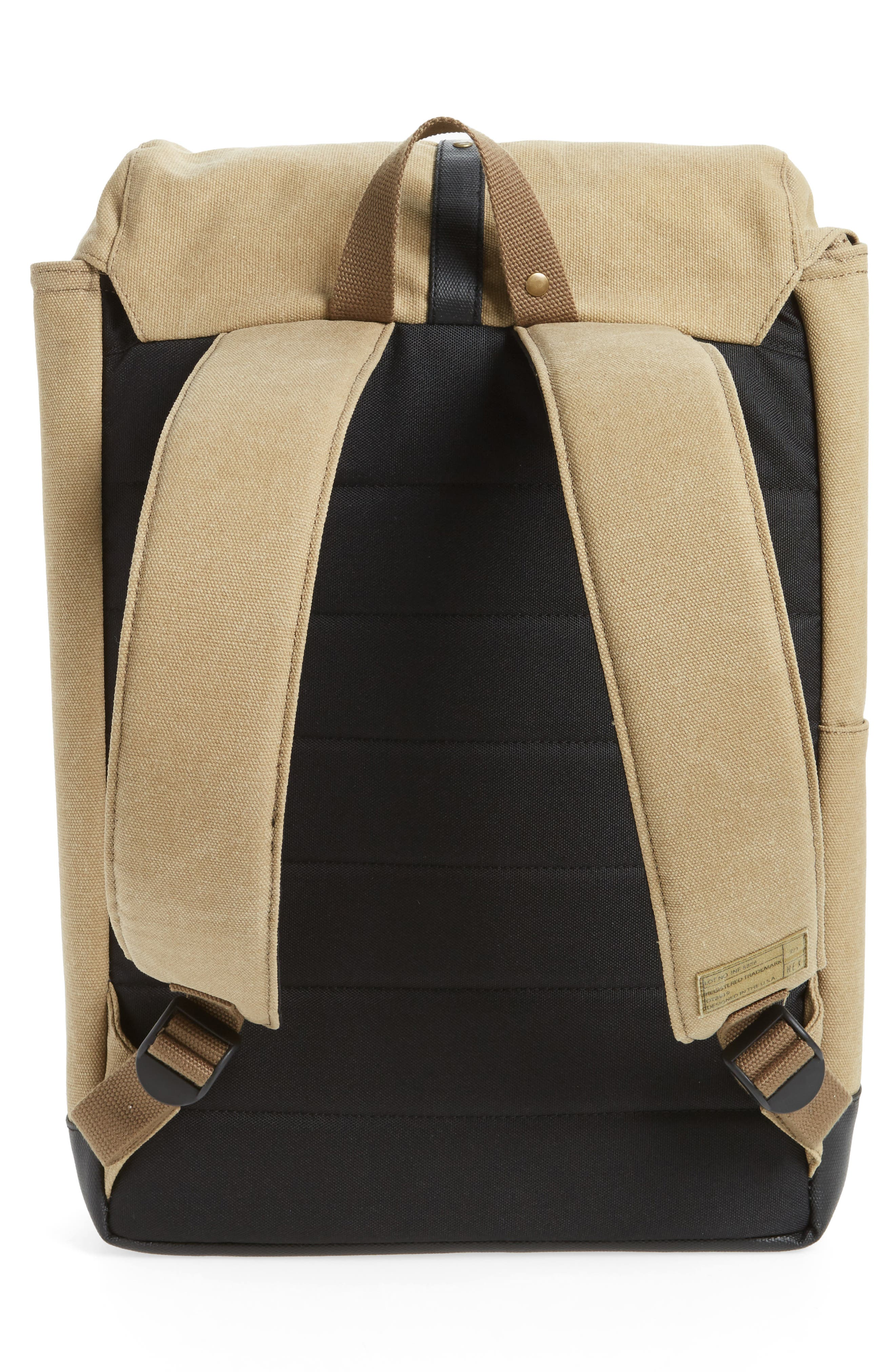 'Alliance' Water Resistant Backpack,                             Alternate thumbnail 3, color,                             265