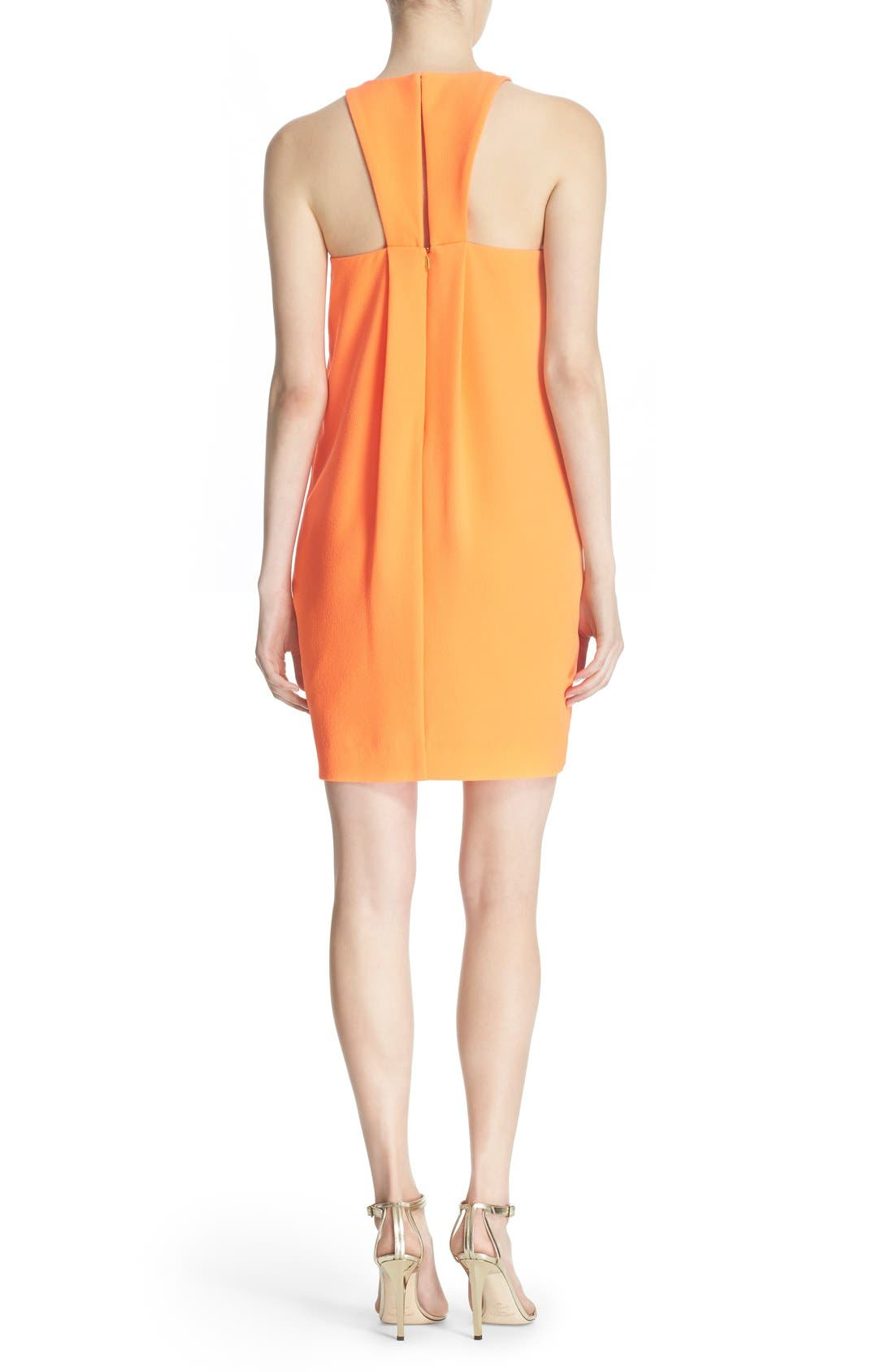 'Felisha' Racerback Shift Dress,                             Alternate thumbnail 2, color,                             909