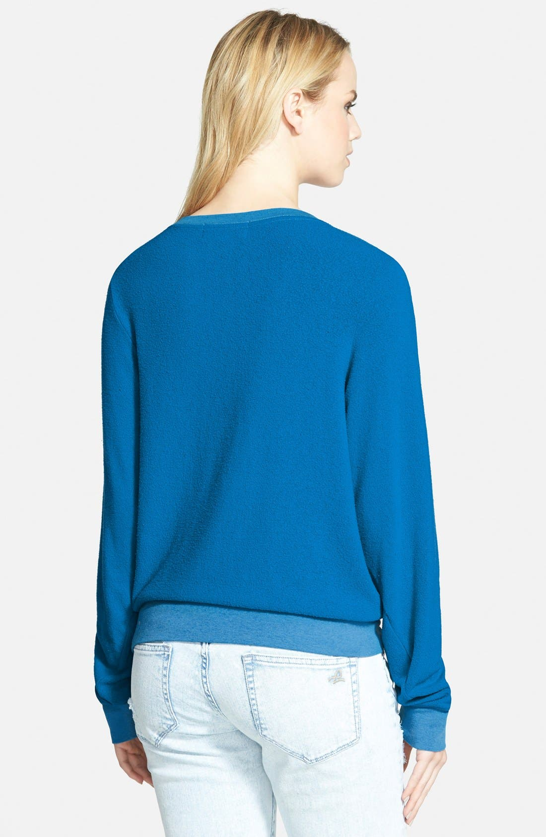 'Baggy Beach Jumper' Pullover,                             Alternate thumbnail 76, color,