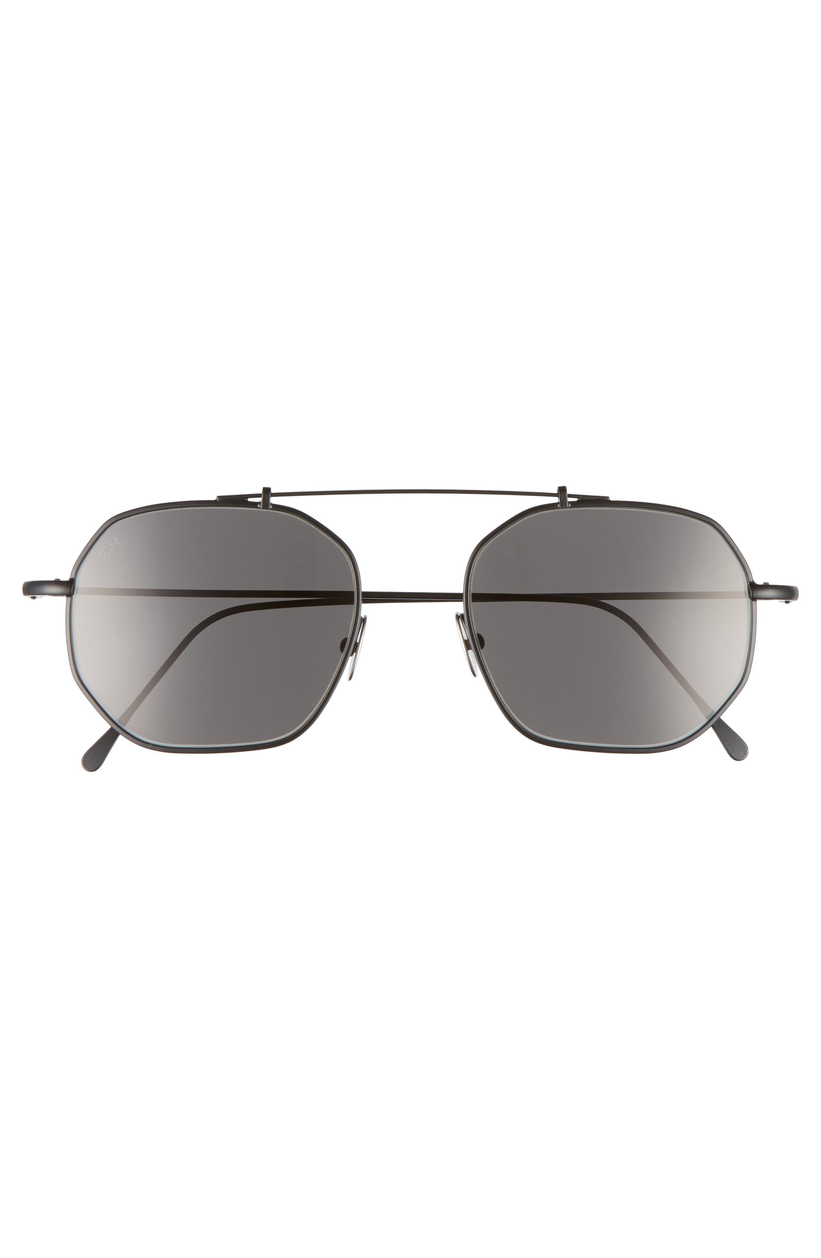 Nomad 52mm Sunglasses,                             Alternate thumbnail 2, color,                             001