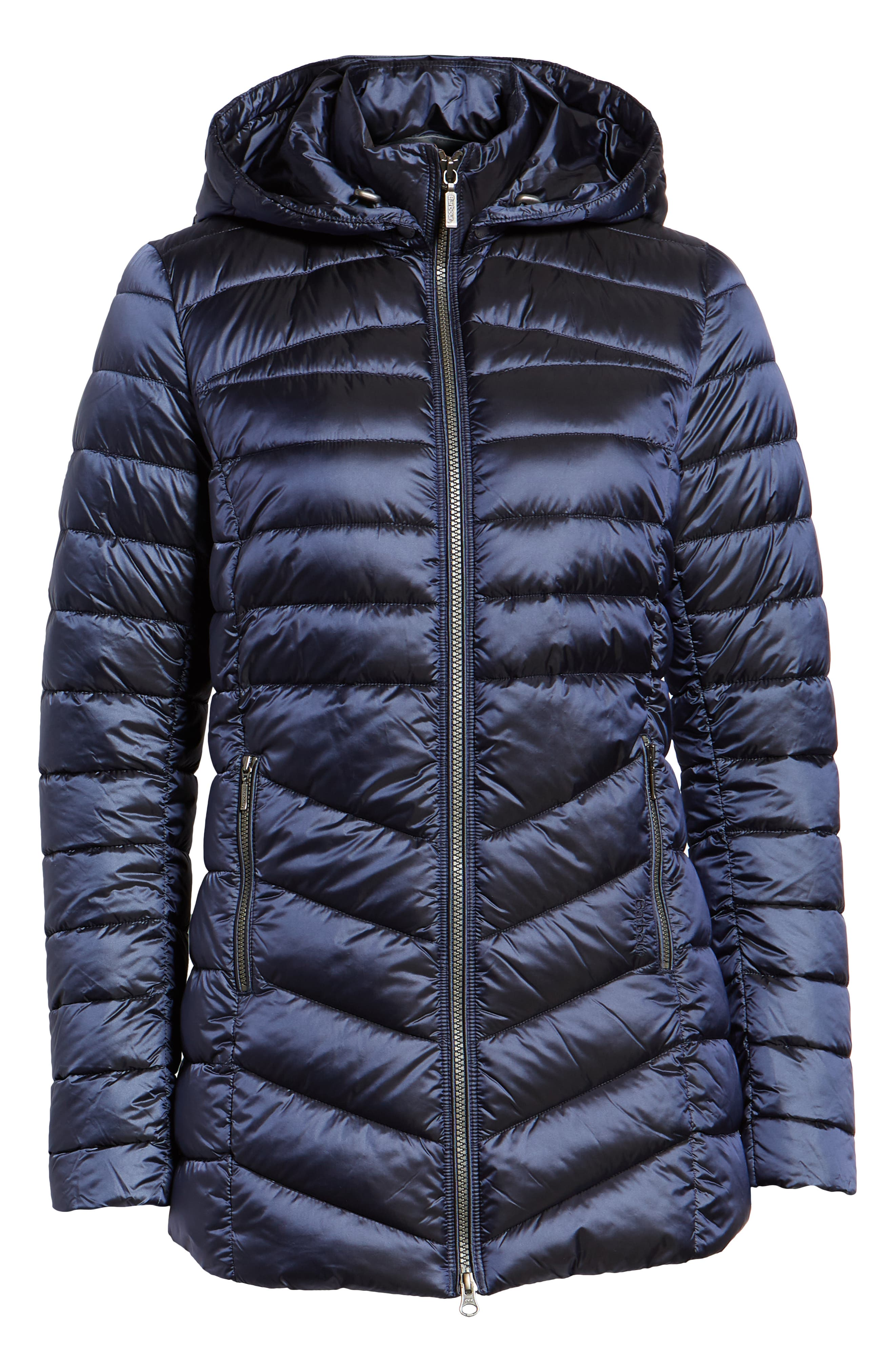 Ailith Quilted Jacket,                             Alternate thumbnail 6, color,                             ROYAL NAVY