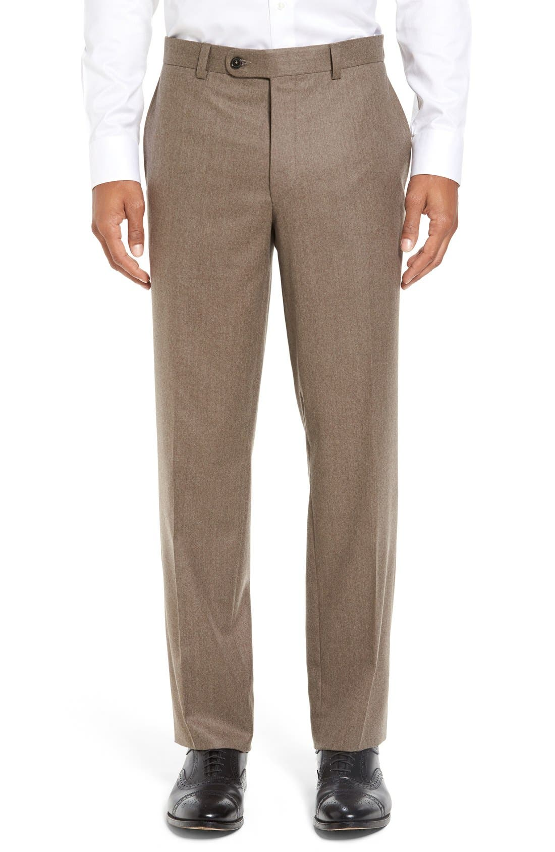 'Ryan' Classic Fit Trousers,                             Main thumbnail 2, color,
