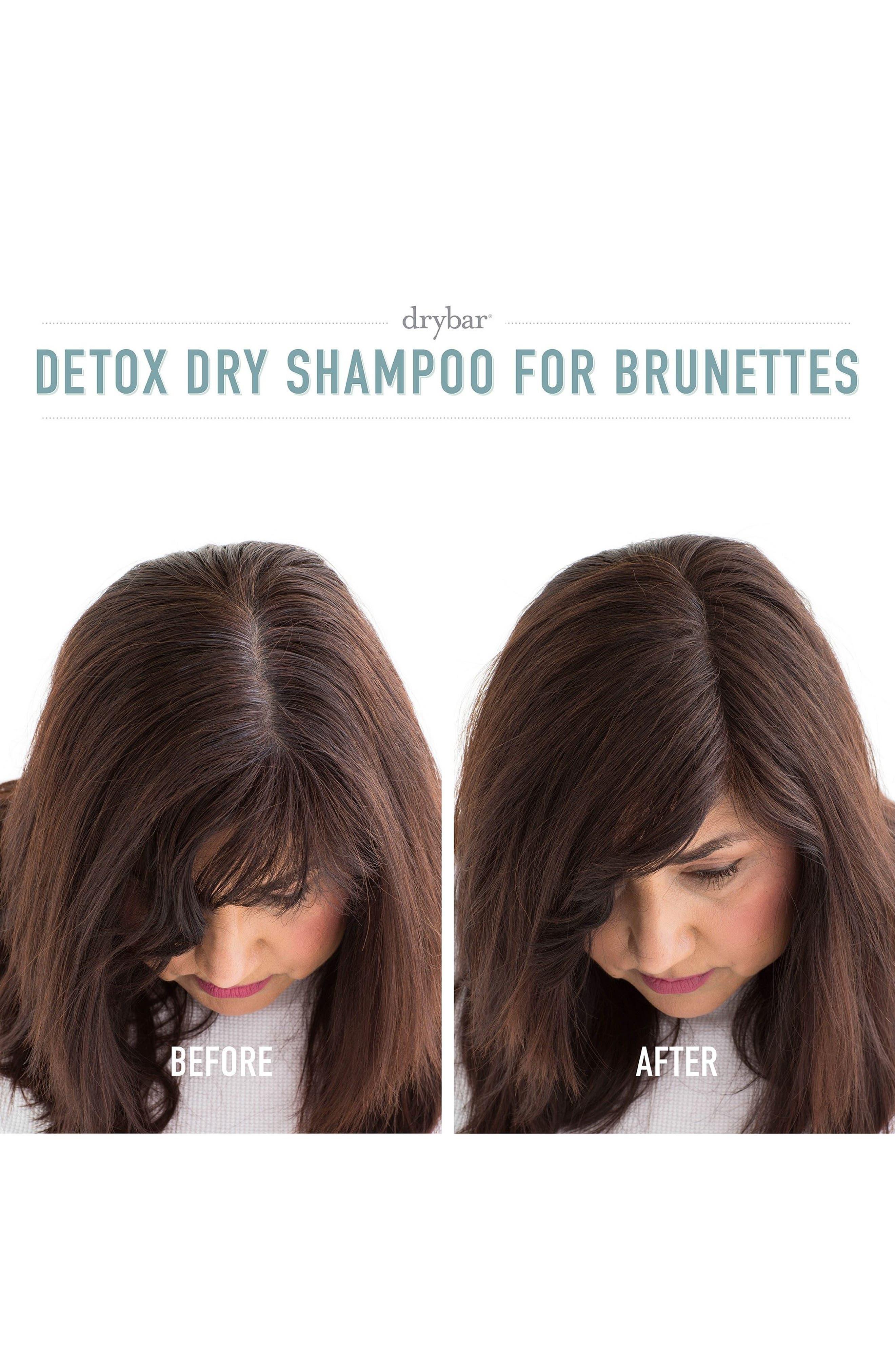 'Detox' Dry Shampoo for Brunettes,                             Alternate thumbnail 4, color,                             NO COLOR