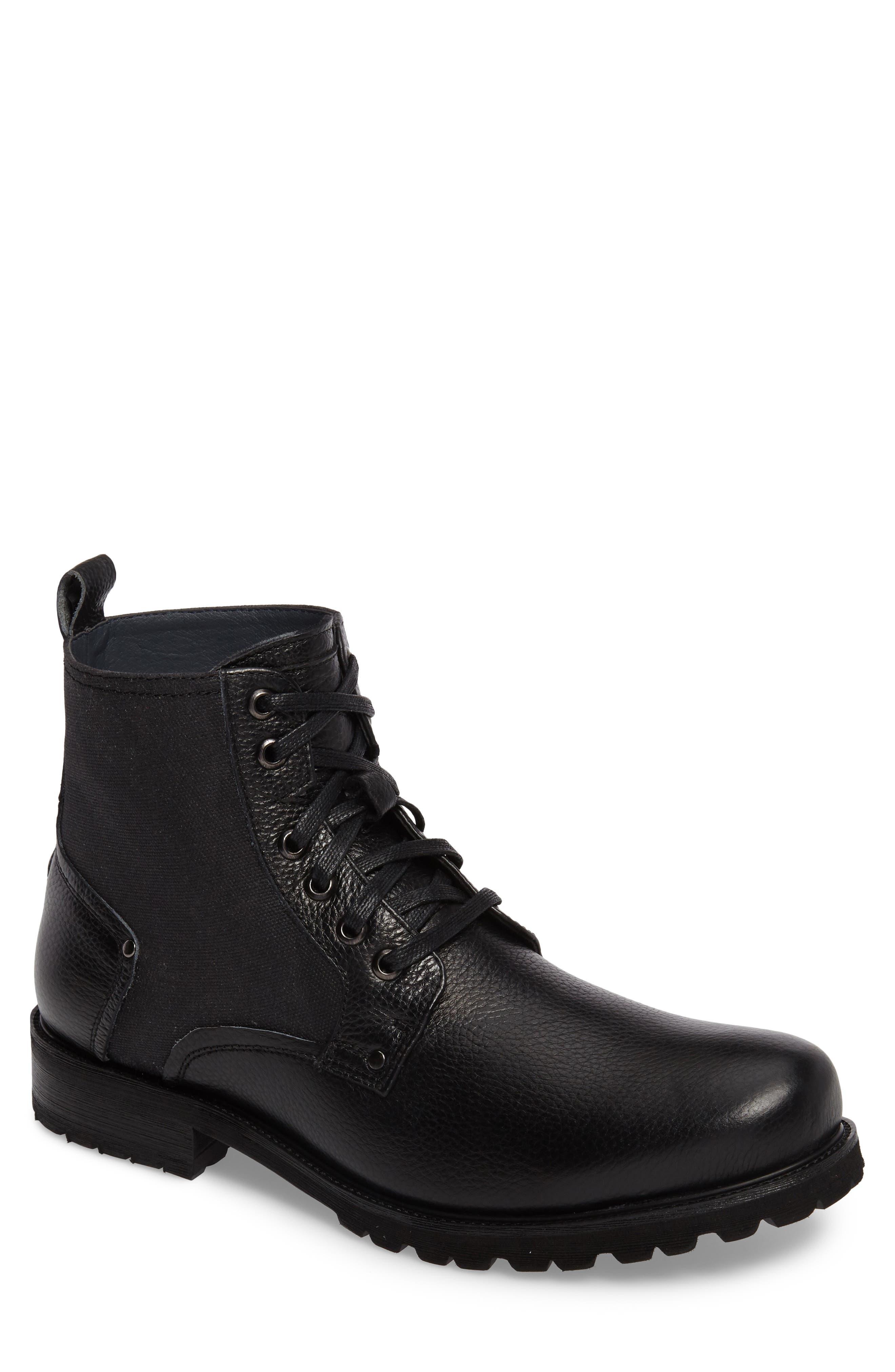 Whitley Plain Toe Boot,                         Main,                         color,