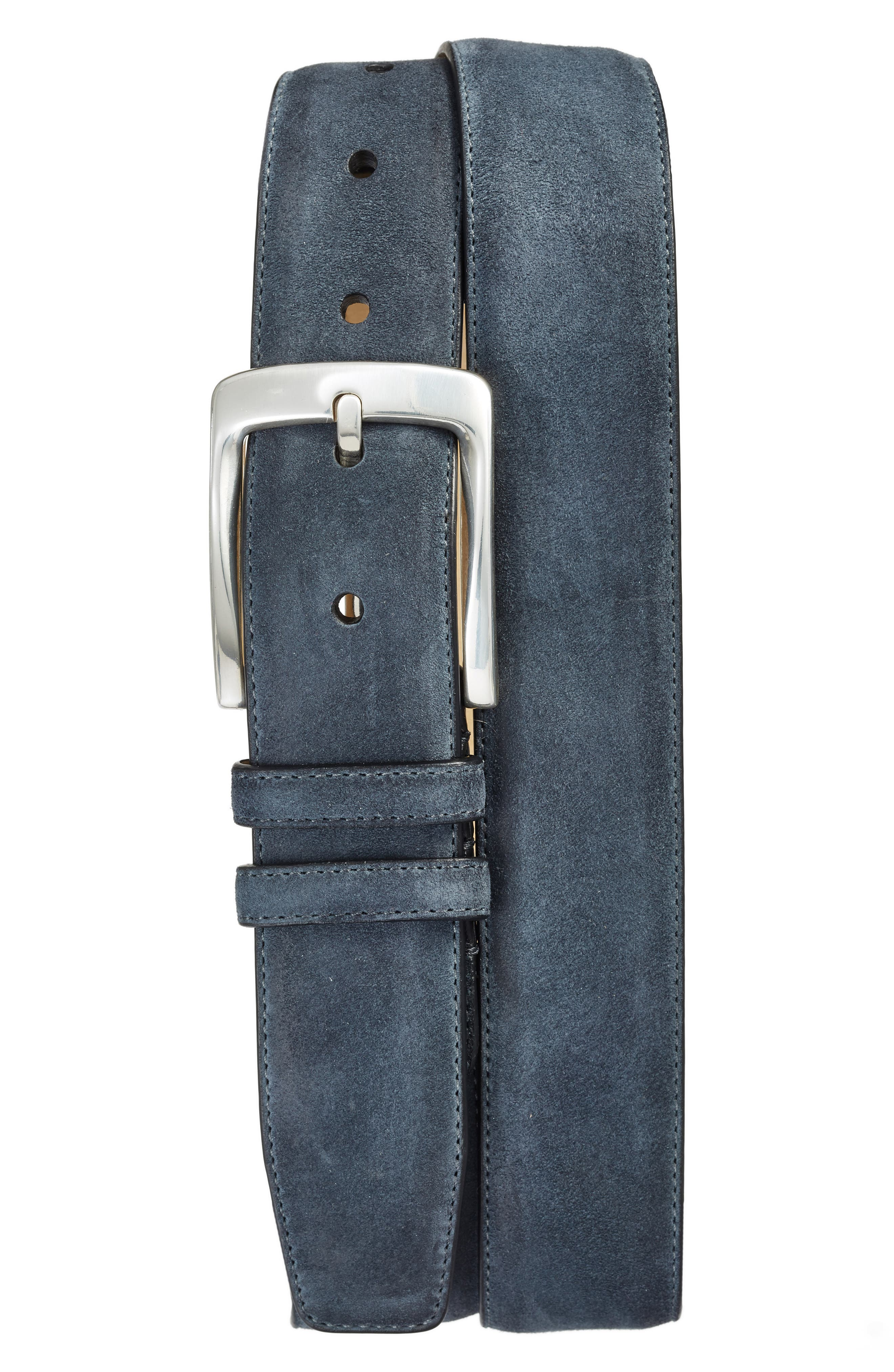 Suede Belt,                             Main thumbnail 1, color,