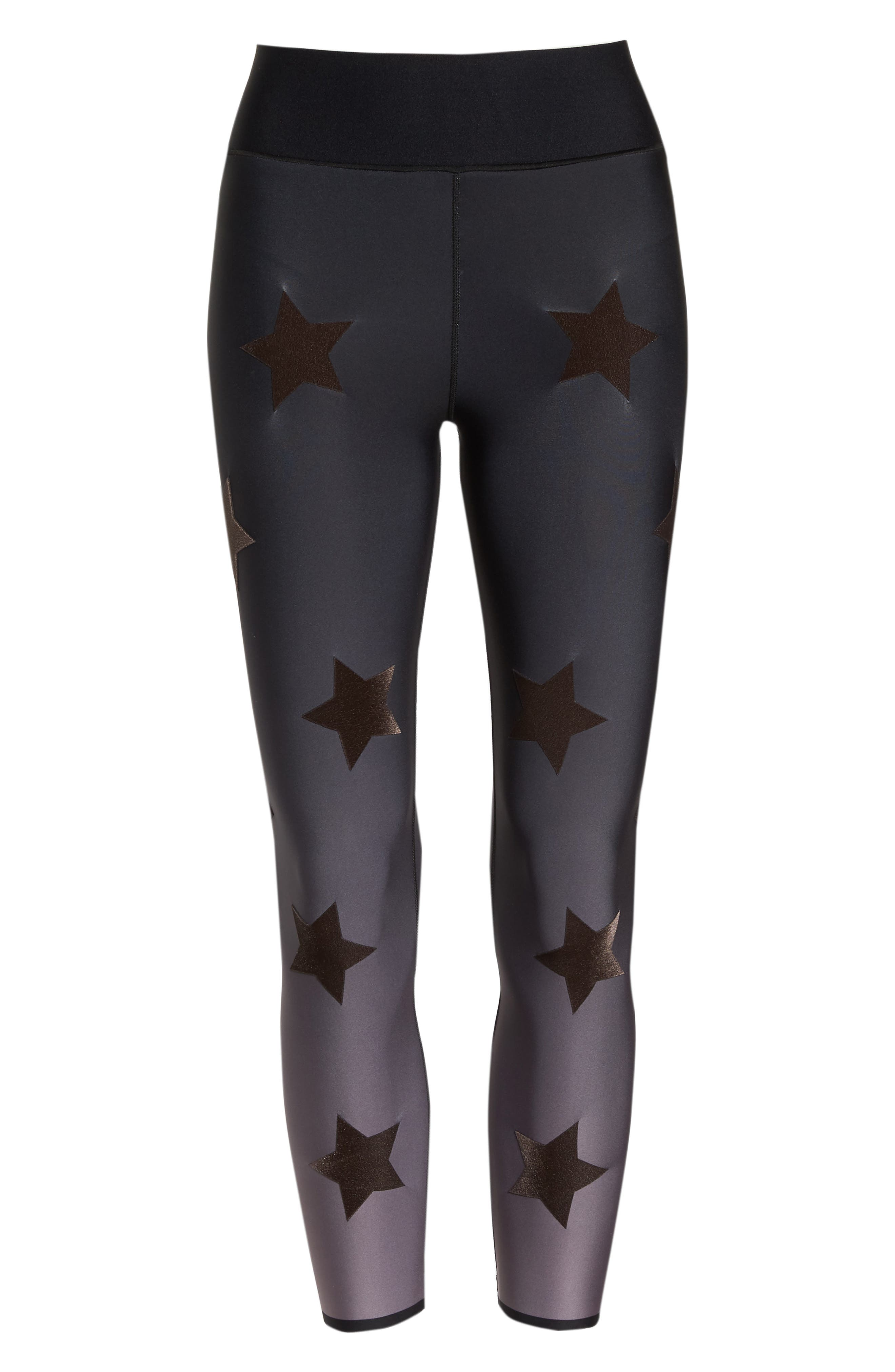 Sprinter High Waist Gradient Knockout Leggings,                             Alternate thumbnail 7, color,                             020