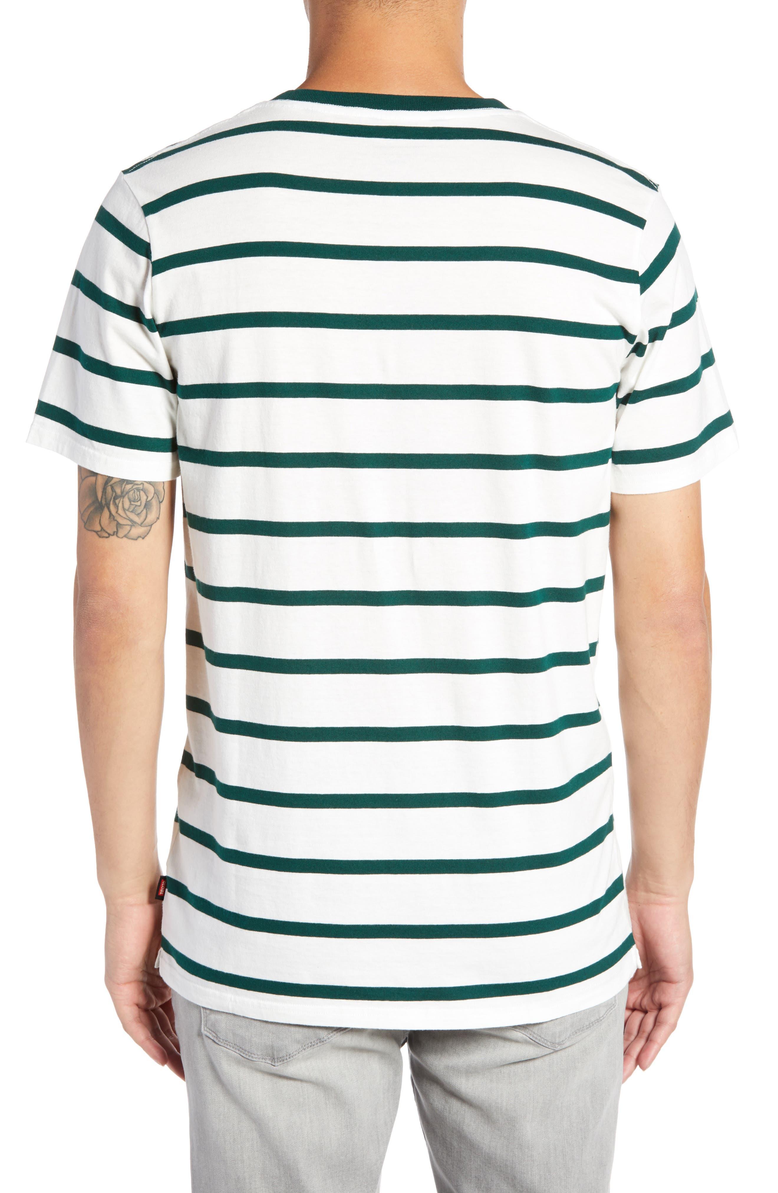 Moonshine Pocket T-Shirt,                             Alternate thumbnail 2, color,                             ECRU
