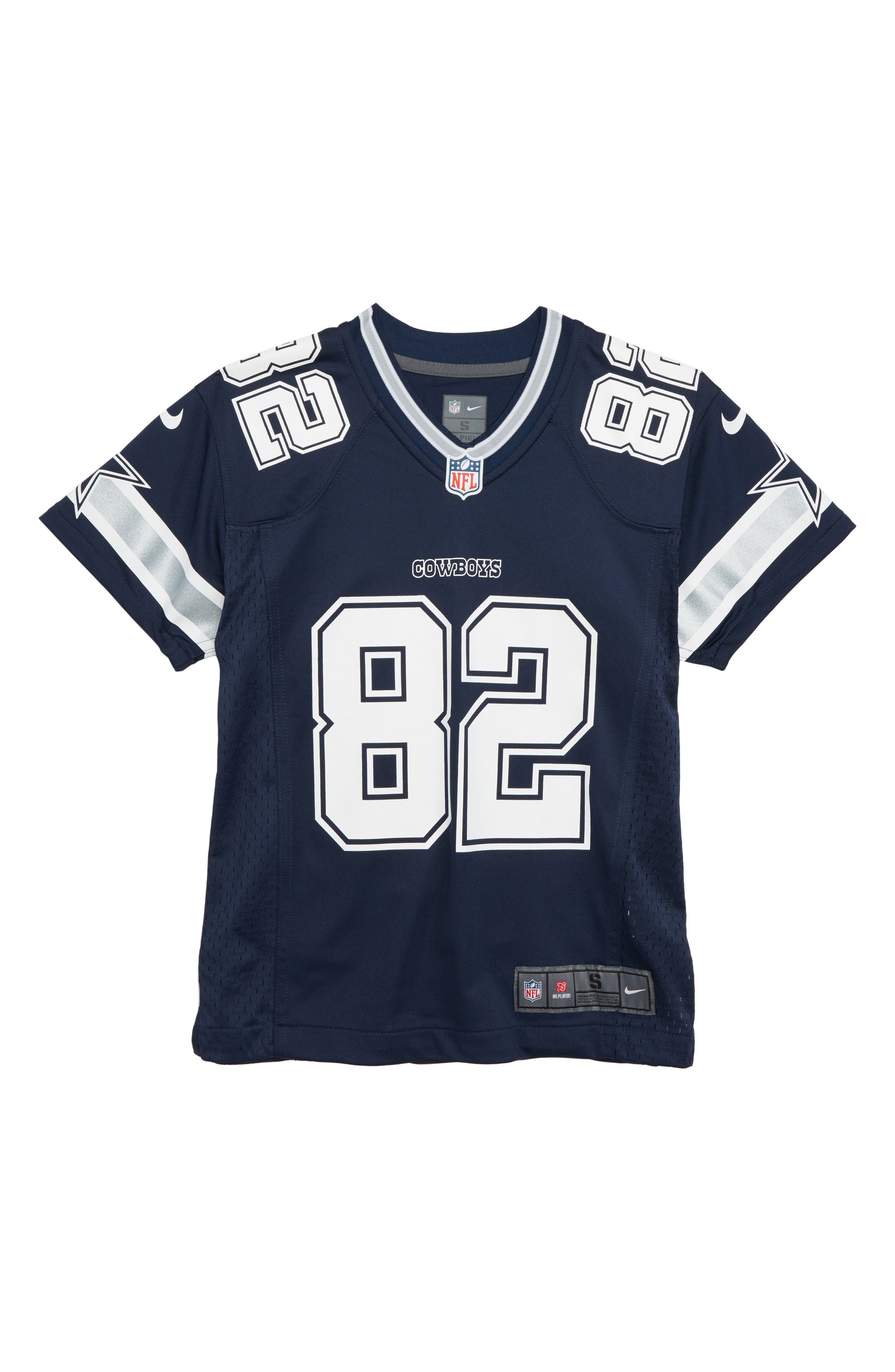 DALLAS COWBOYS,                             Nike NFL Dallas Cowboys - Jason Witten Jersey,                             Main thumbnail 1, color,                             410