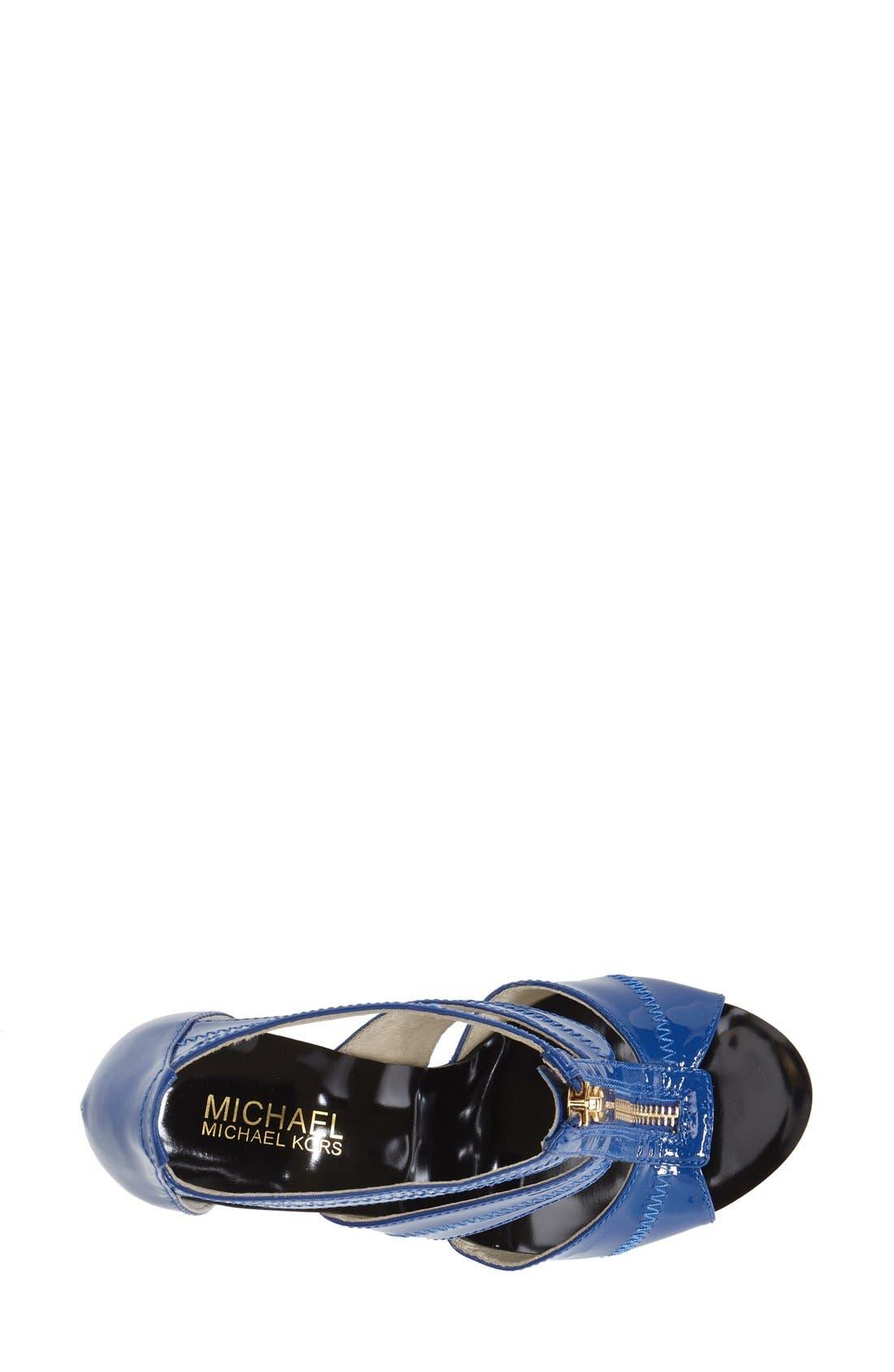 'Berkley' T-Strap Sandal,                             Alternate thumbnail 52, color,