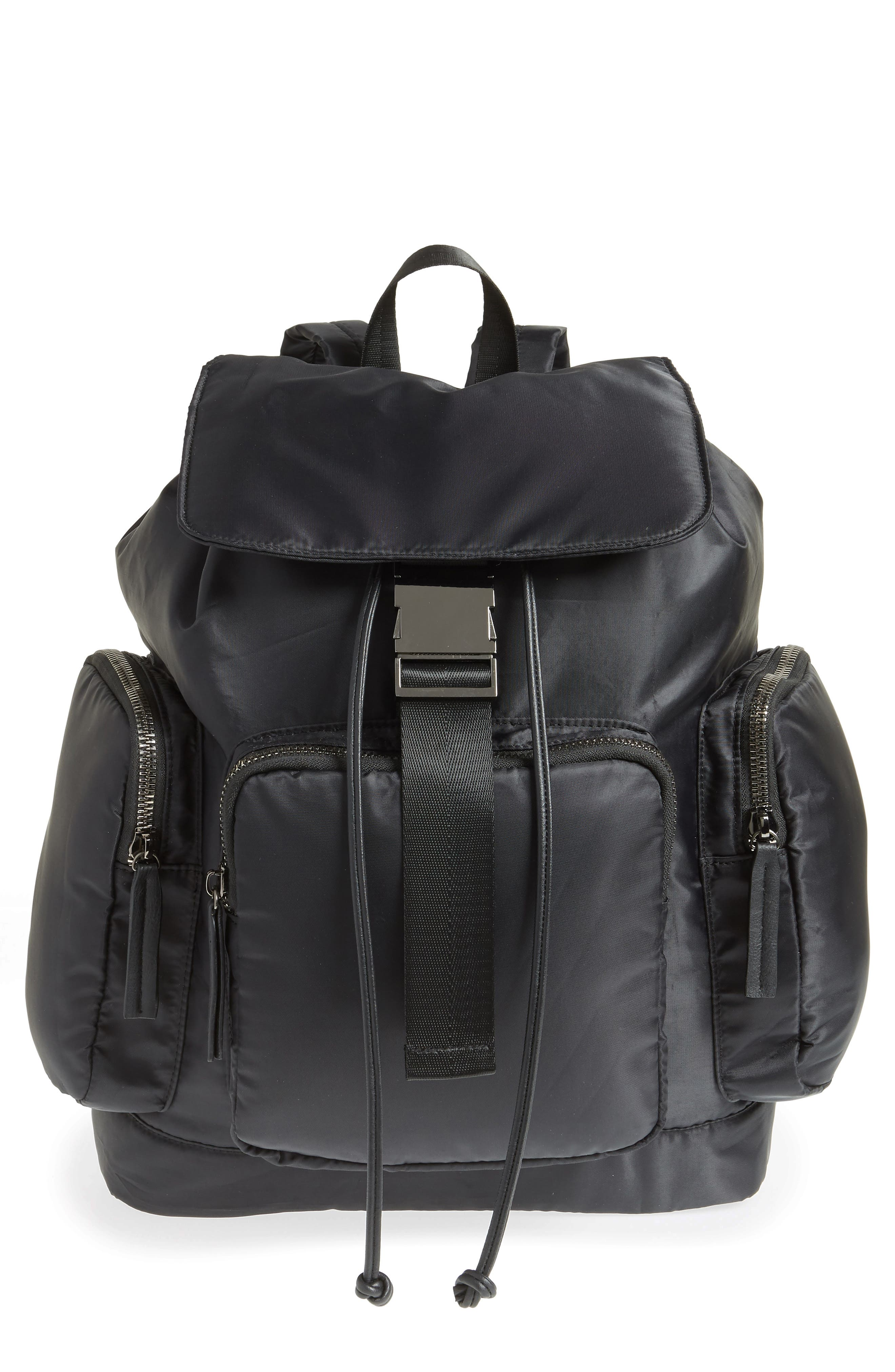 Oversized Utility Backpack,                             Main thumbnail 1, color,                             001