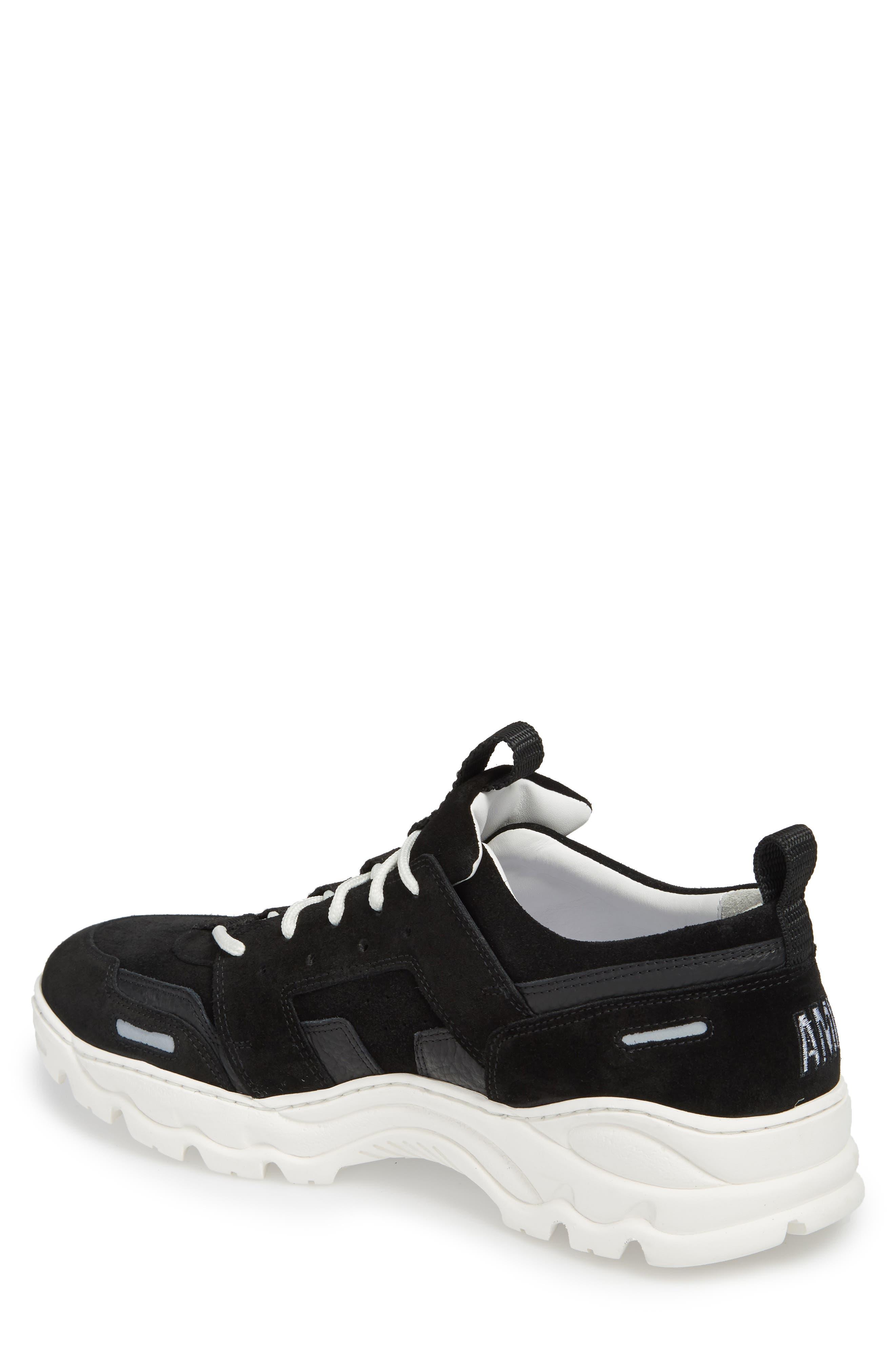 Colorblock Runner Sneaker,                             Alternate thumbnail 2, color,                             010