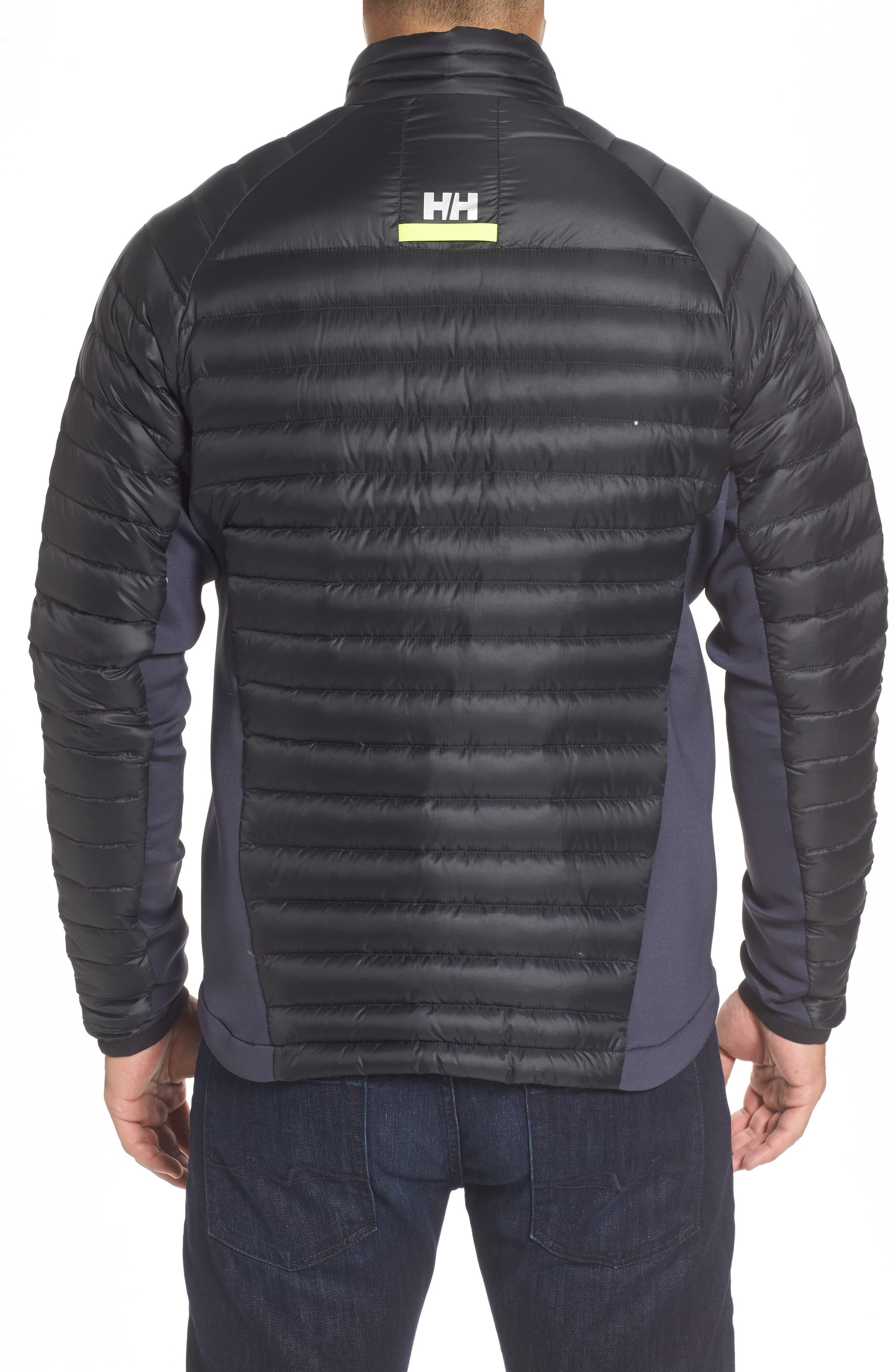 Verglas Insulator Hybrid Jacket,                             Alternate thumbnail 4, color,
