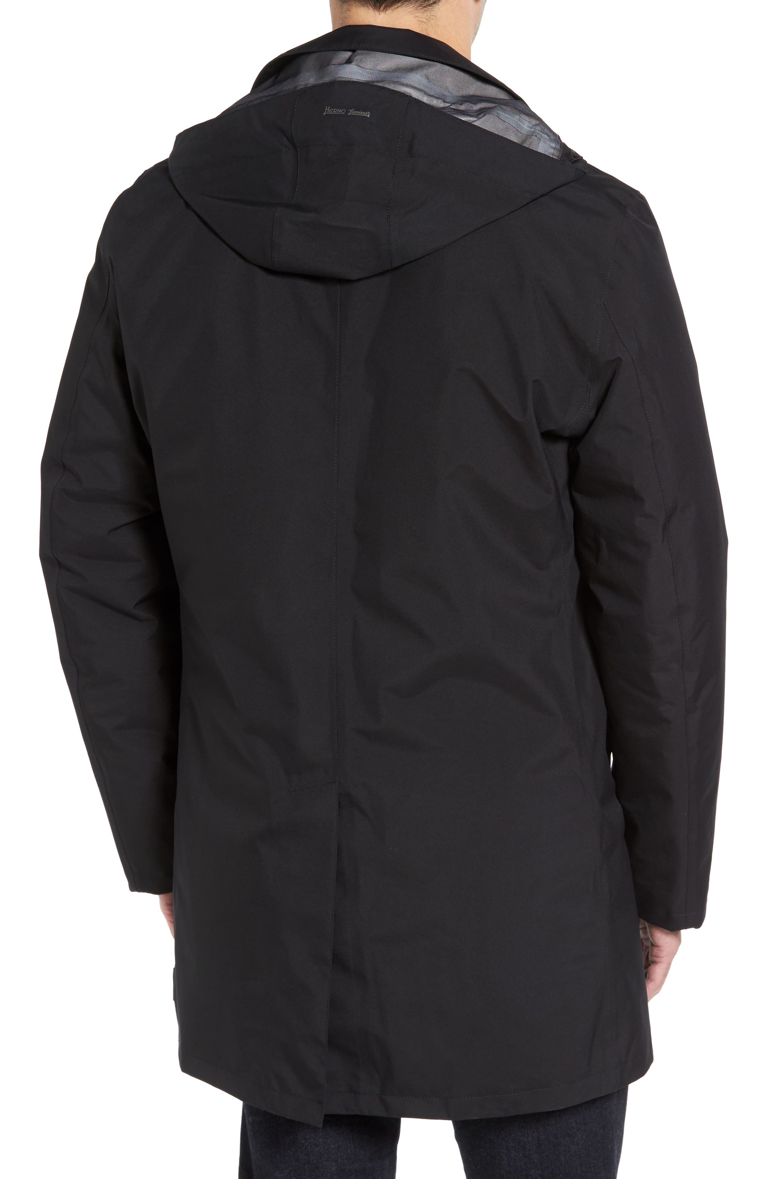 HERNO,                             Gore-Tex<sup>®</sup> 3-Layer Jacket,                             Alternate thumbnail 2, color,                             001