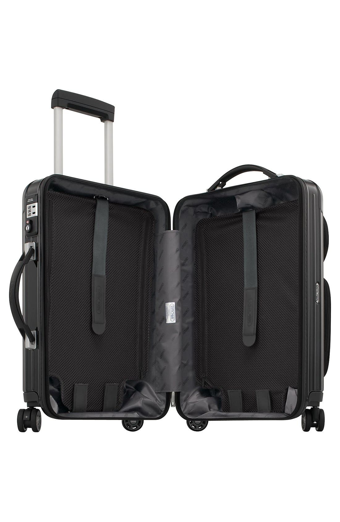 Salsa Deluxe Hybrid 22-Inch Multiwheel<sup>®</sup> Carry-On,                             Alternate thumbnail 2, color,                             001