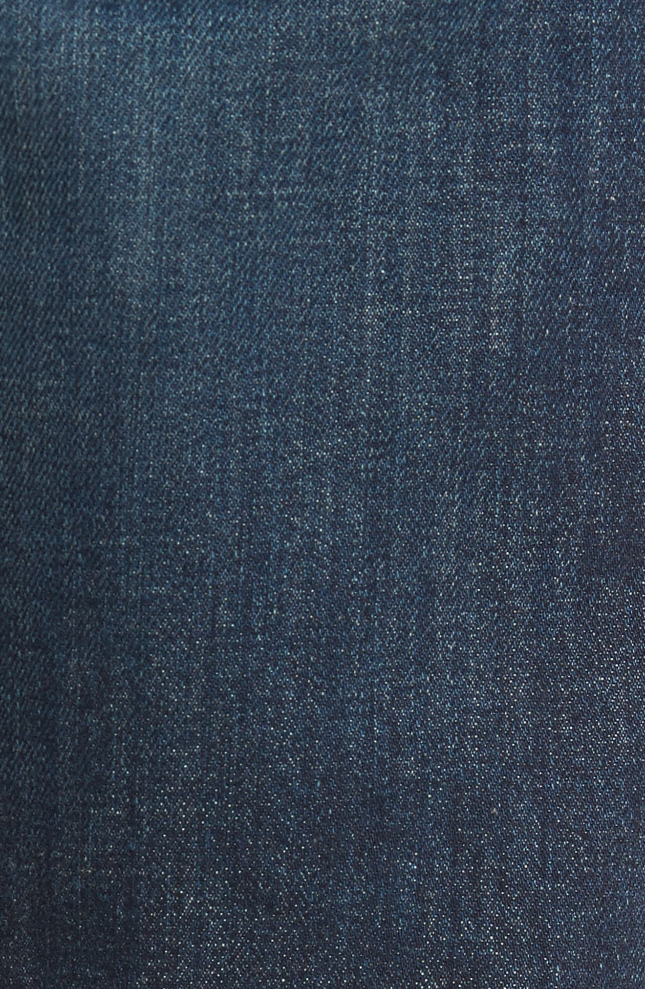 RAG & BONE,                             Fit 1 Skinny Fit Jeans,                             Alternate thumbnail 5, color,                             420