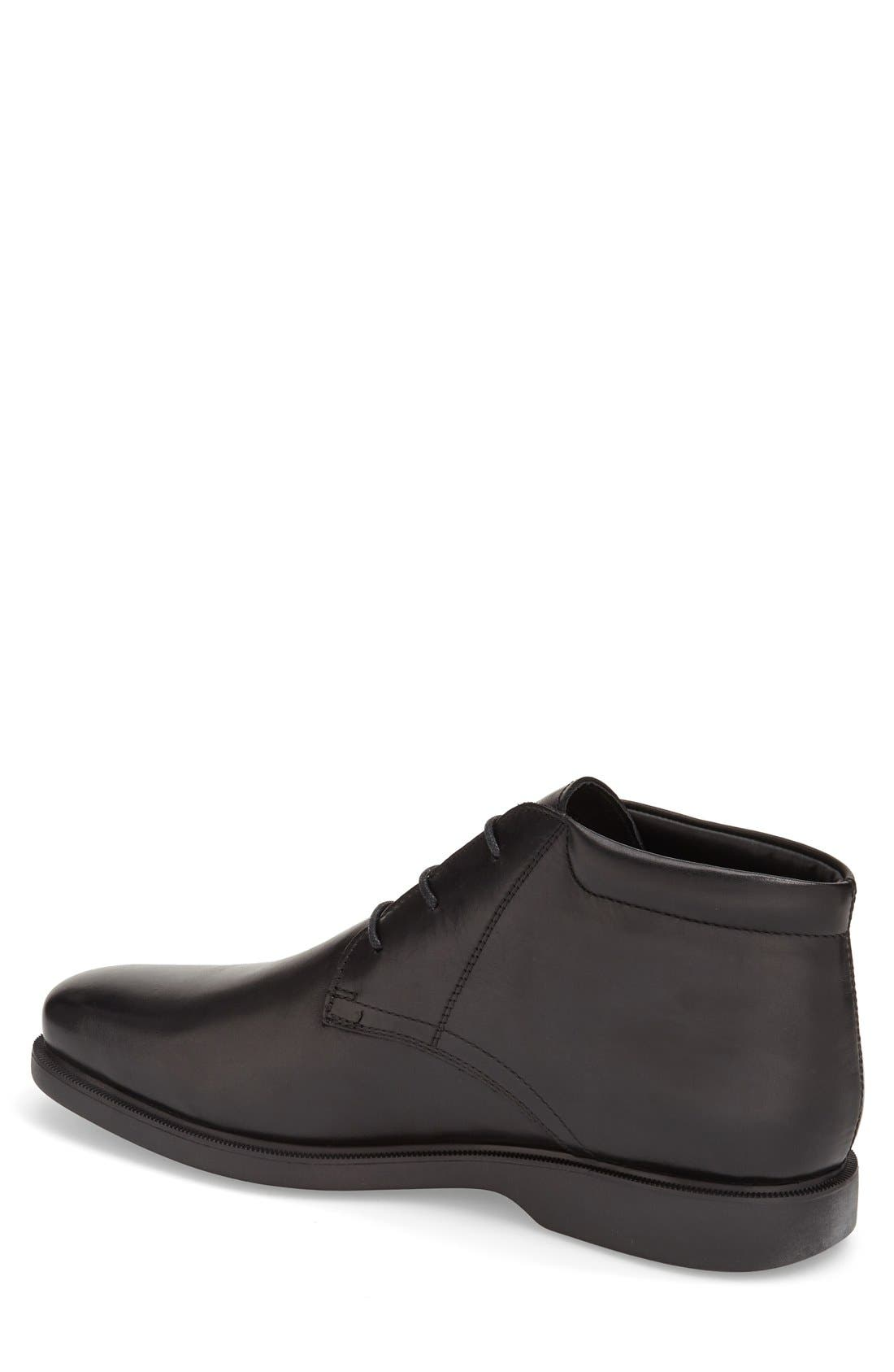 'Brayden -ABX' Amphibiox<sup>®</sup> Waterproof Oxford,                             Alternate thumbnail 2, color,                             BLACK