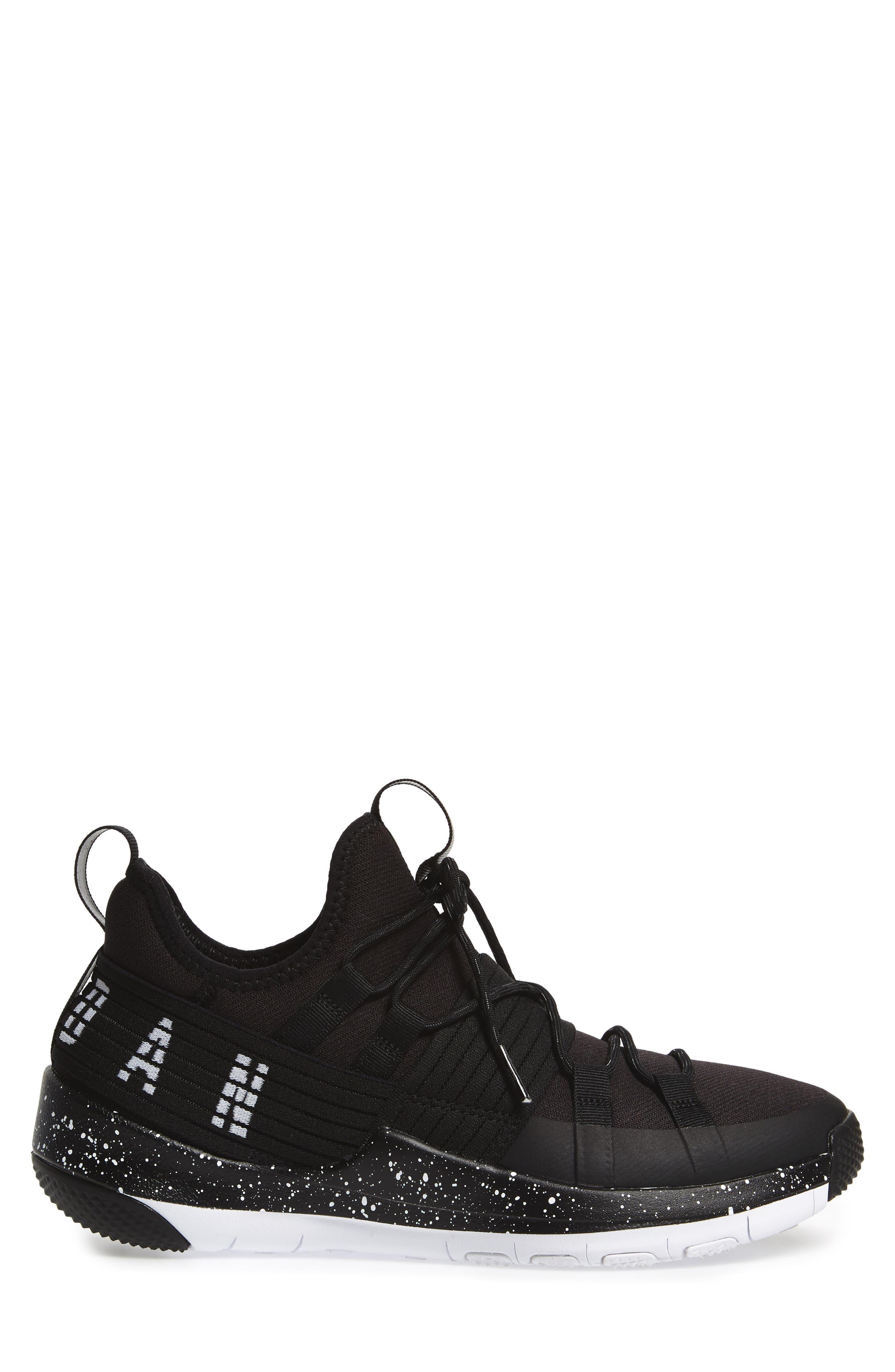 Jordan Trainer Pro Training Shoe,                             Alternate thumbnail 3, color,                             010