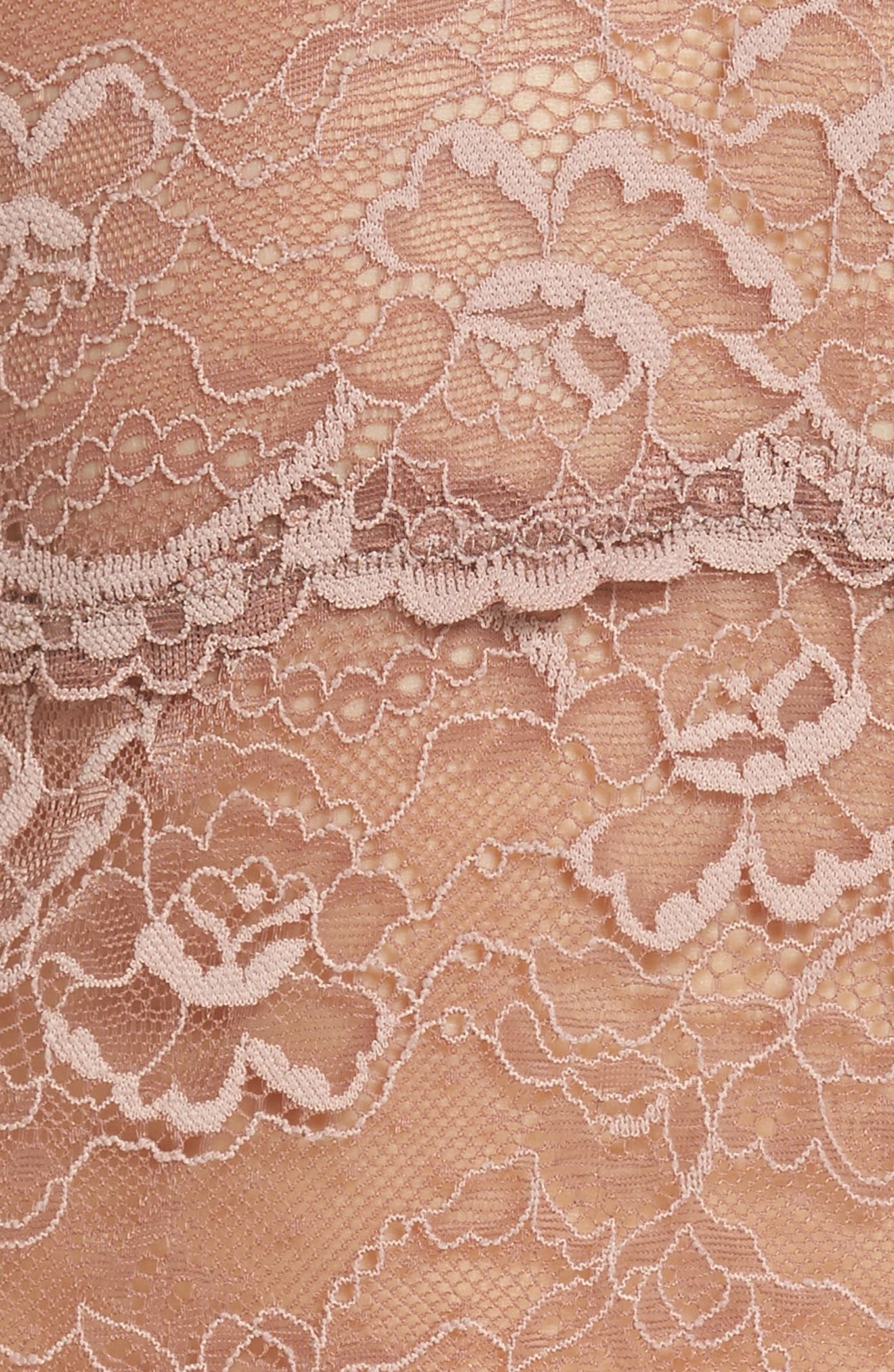 Lace Chemise,                             Alternate thumbnail 5, color,                             JAVA