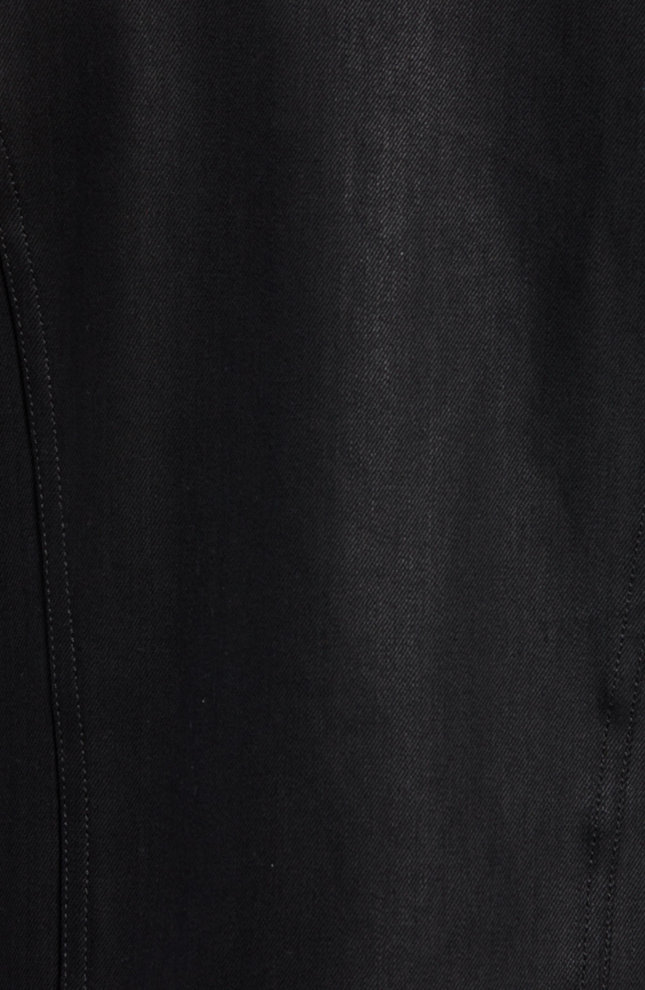 Lou Denim Jacket,                             Alternate thumbnail 6, color,                             RAW