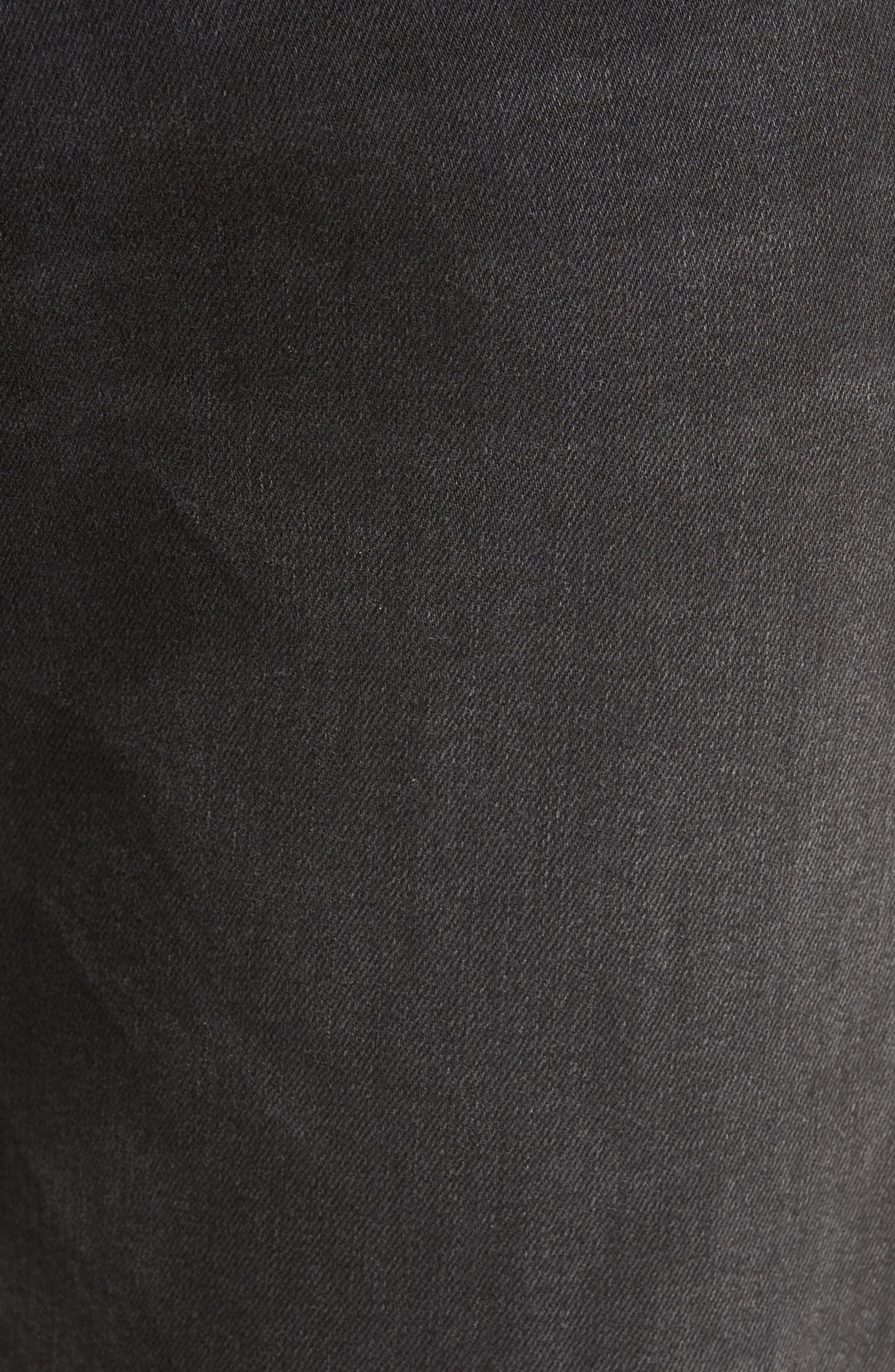 Matt Relaxed Fit Jeans,                             Alternate thumbnail 5, color,                             050