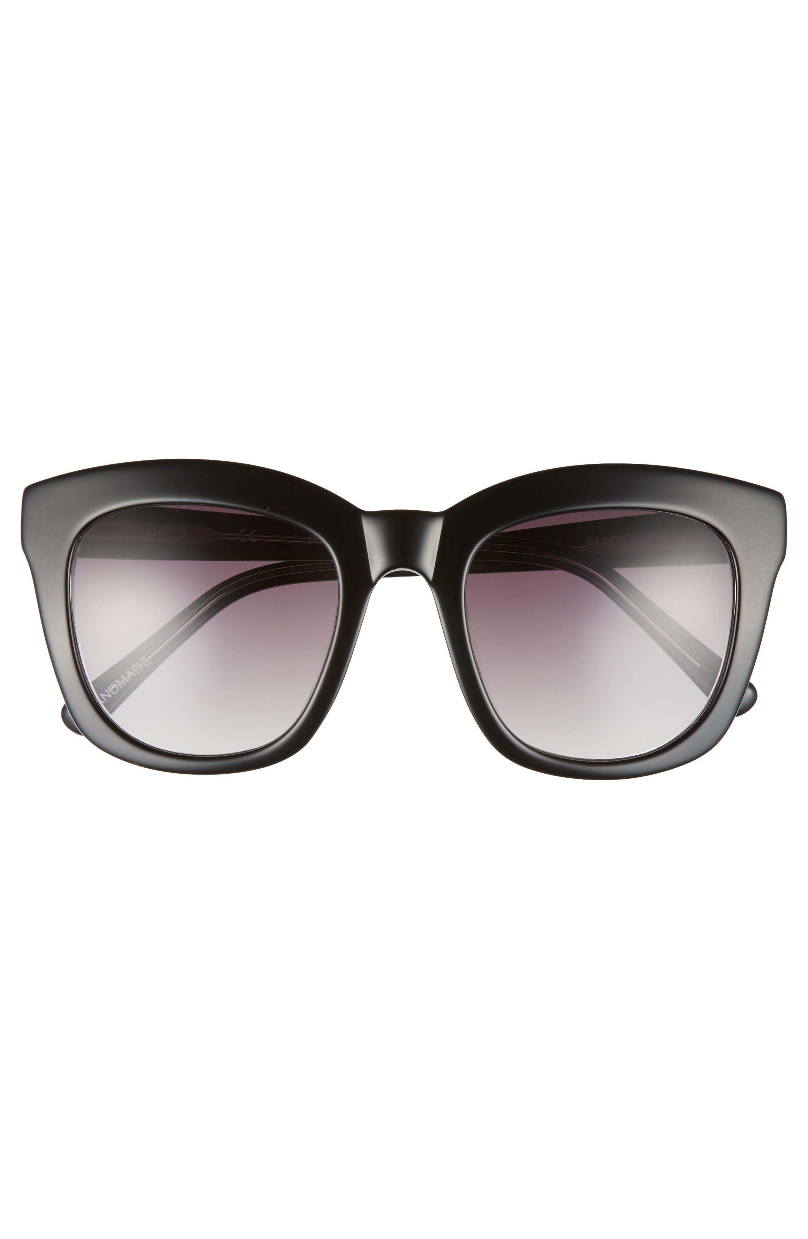 Kiri 52mm Sunglasses,                             Alternate thumbnail 3, color,                             040