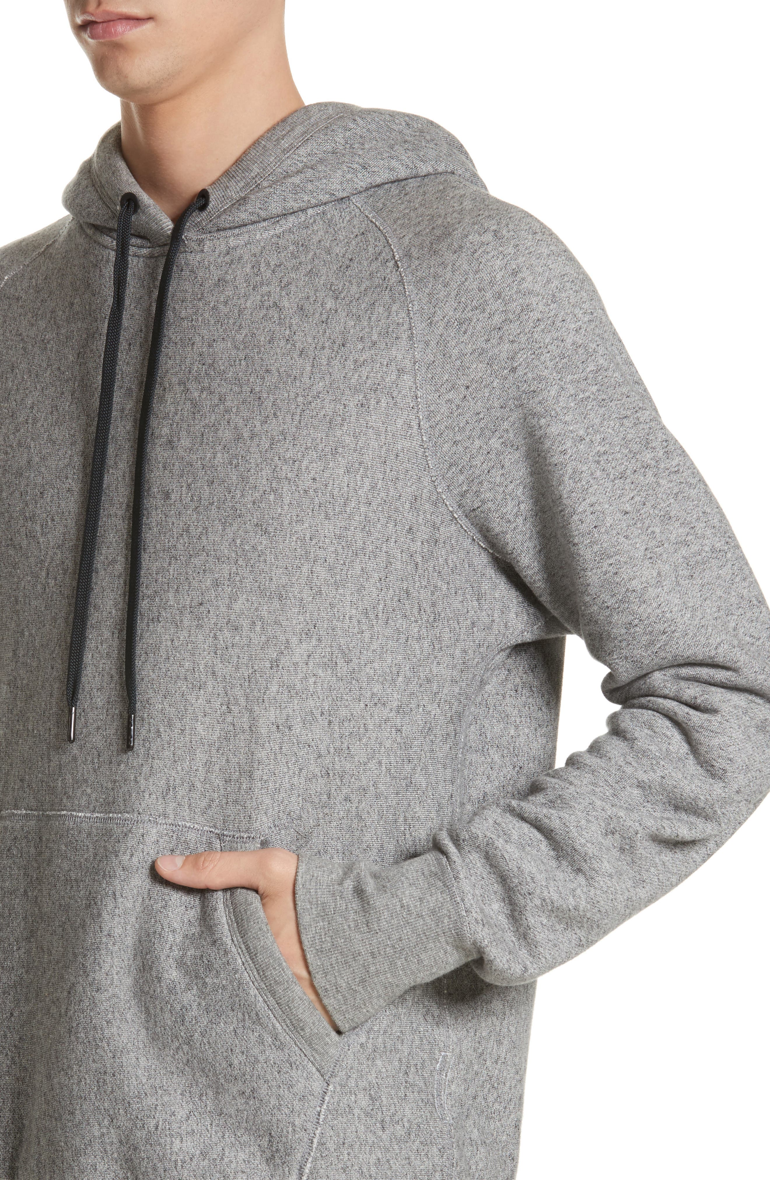 Racer Hoodie,                             Alternate thumbnail 4, color,                             034